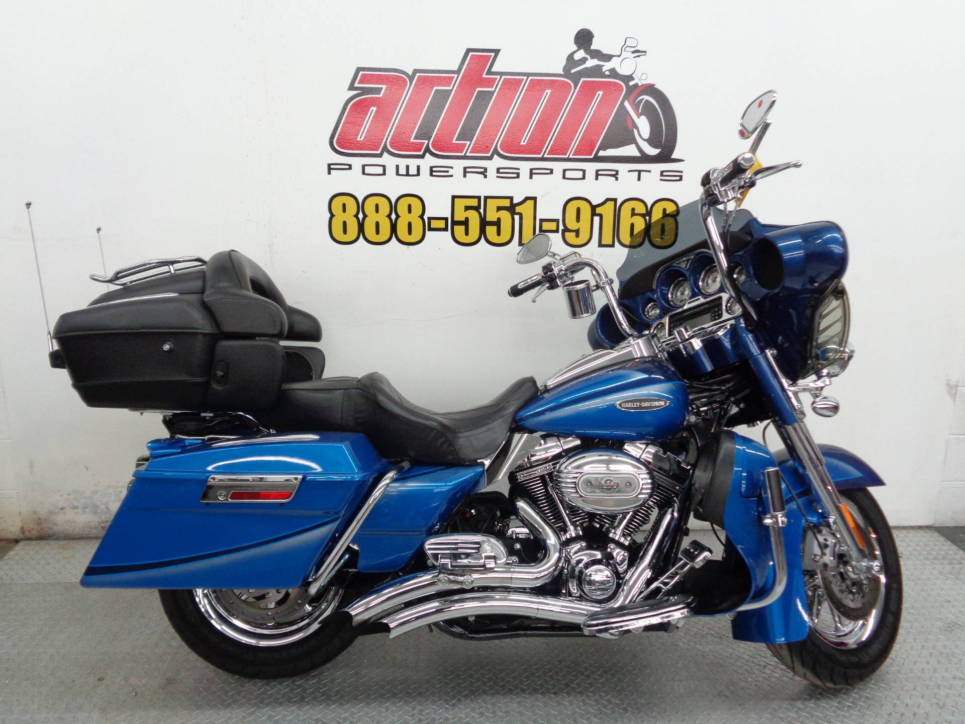 2007 Harley-Davidson CVO Screamin' Eagle Ultra Classic Electra Gli for sale 901