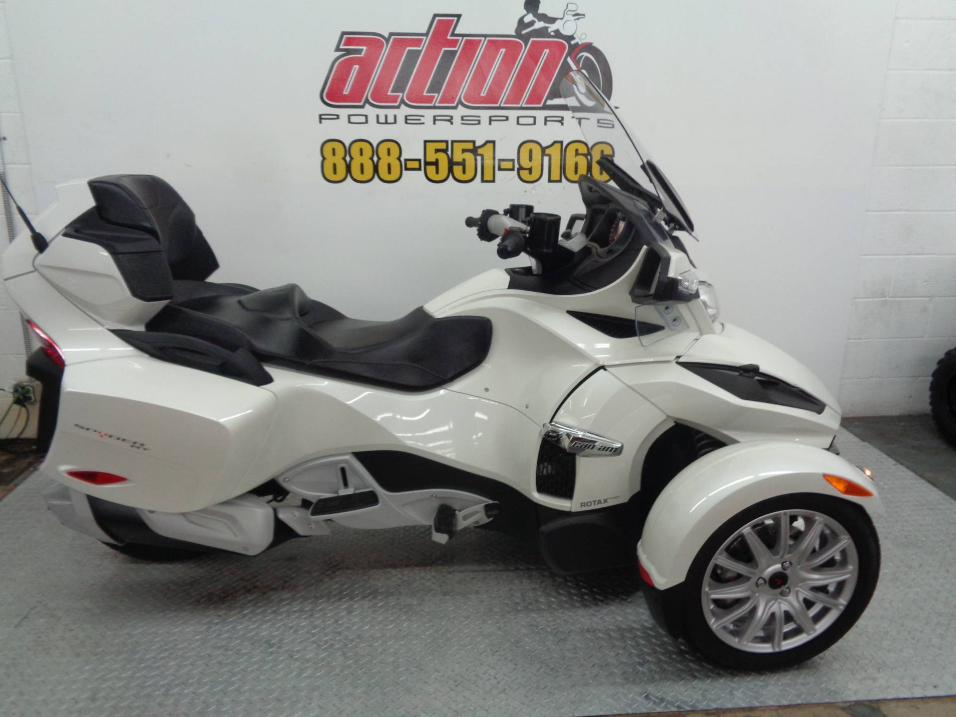 2017 Can-Am Spyder RT SE6 in Tulsa, Oklahoma