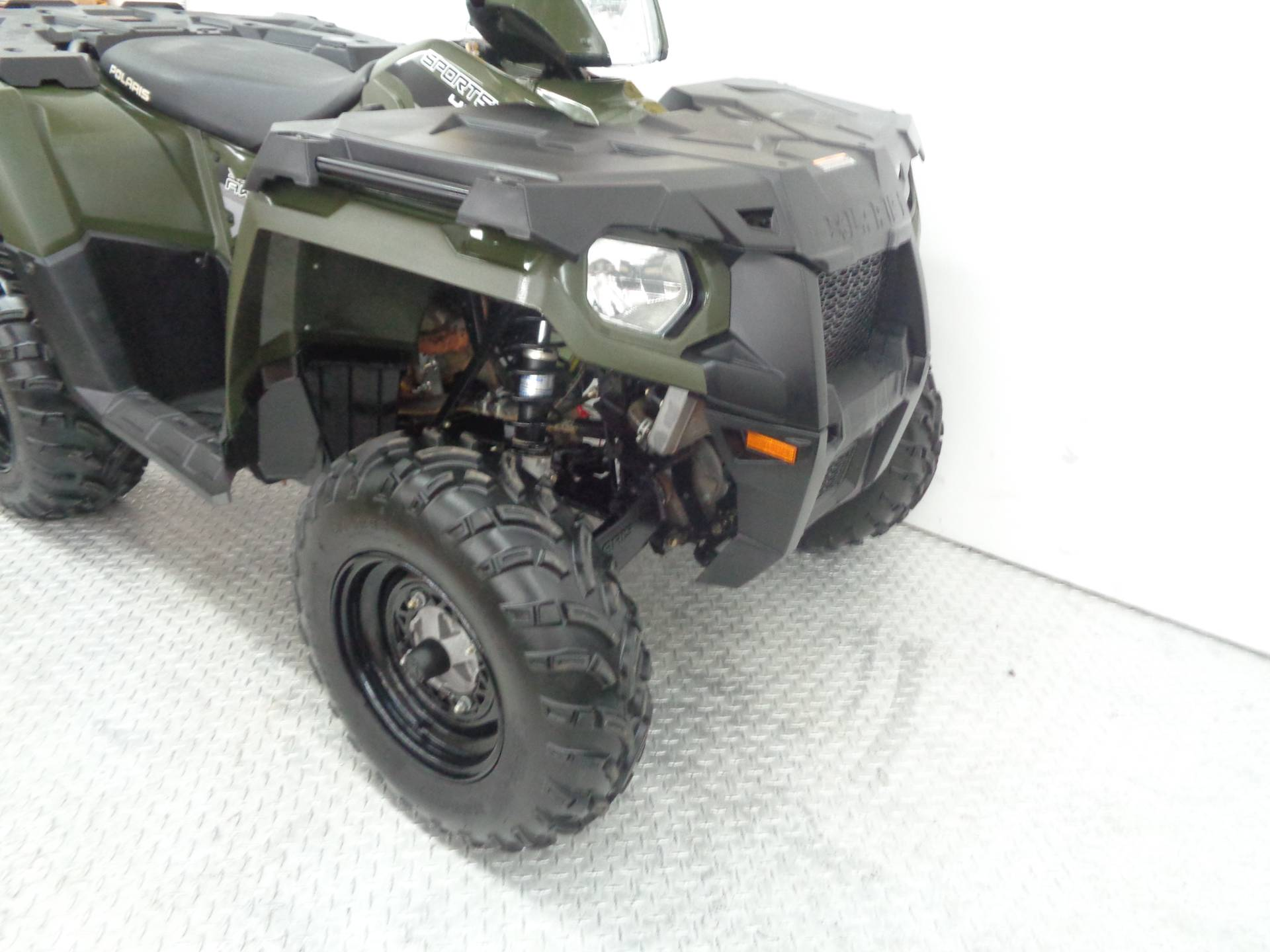 2019 Polaris Sportsman 450 H.O. in Tulsa, Oklahoma - Photo 2