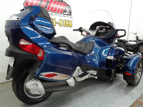 2011 Can-Am Spyder® RT Audio & Convenience SM5 in Tulsa, Oklahoma