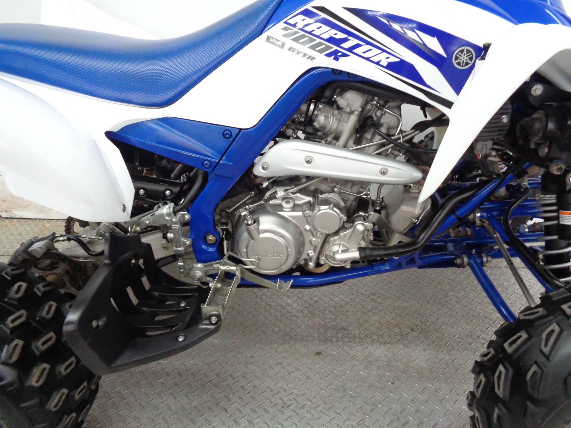 2017 Yamaha Raptor 700R 6