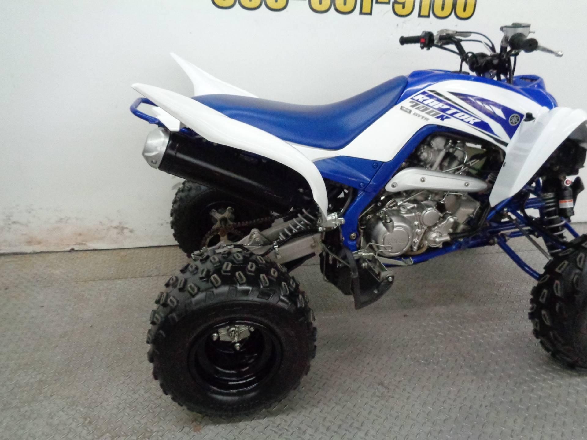 2017 Yamaha Raptor 700R 7