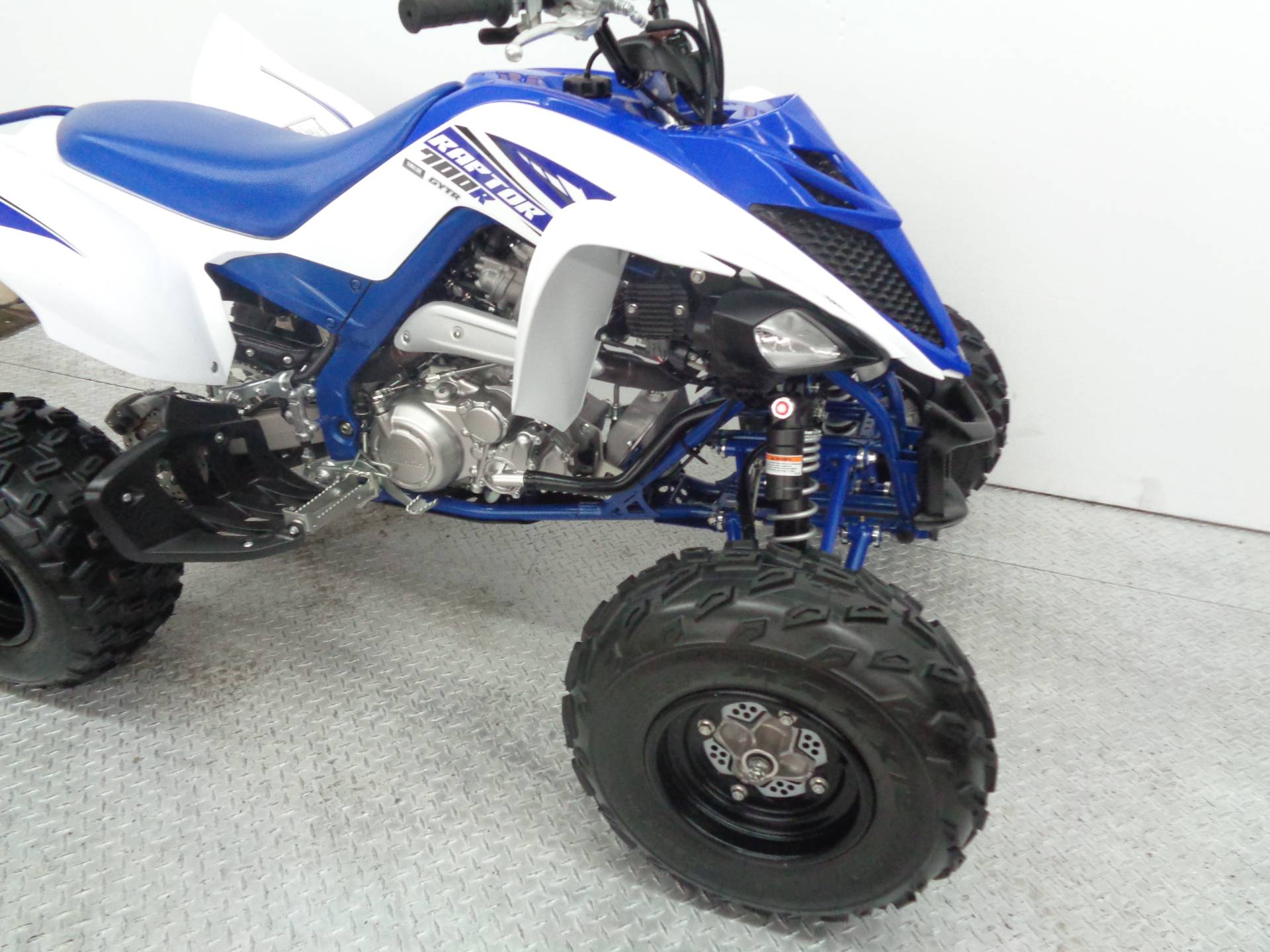 2017 Yamaha Raptor 700R 2
