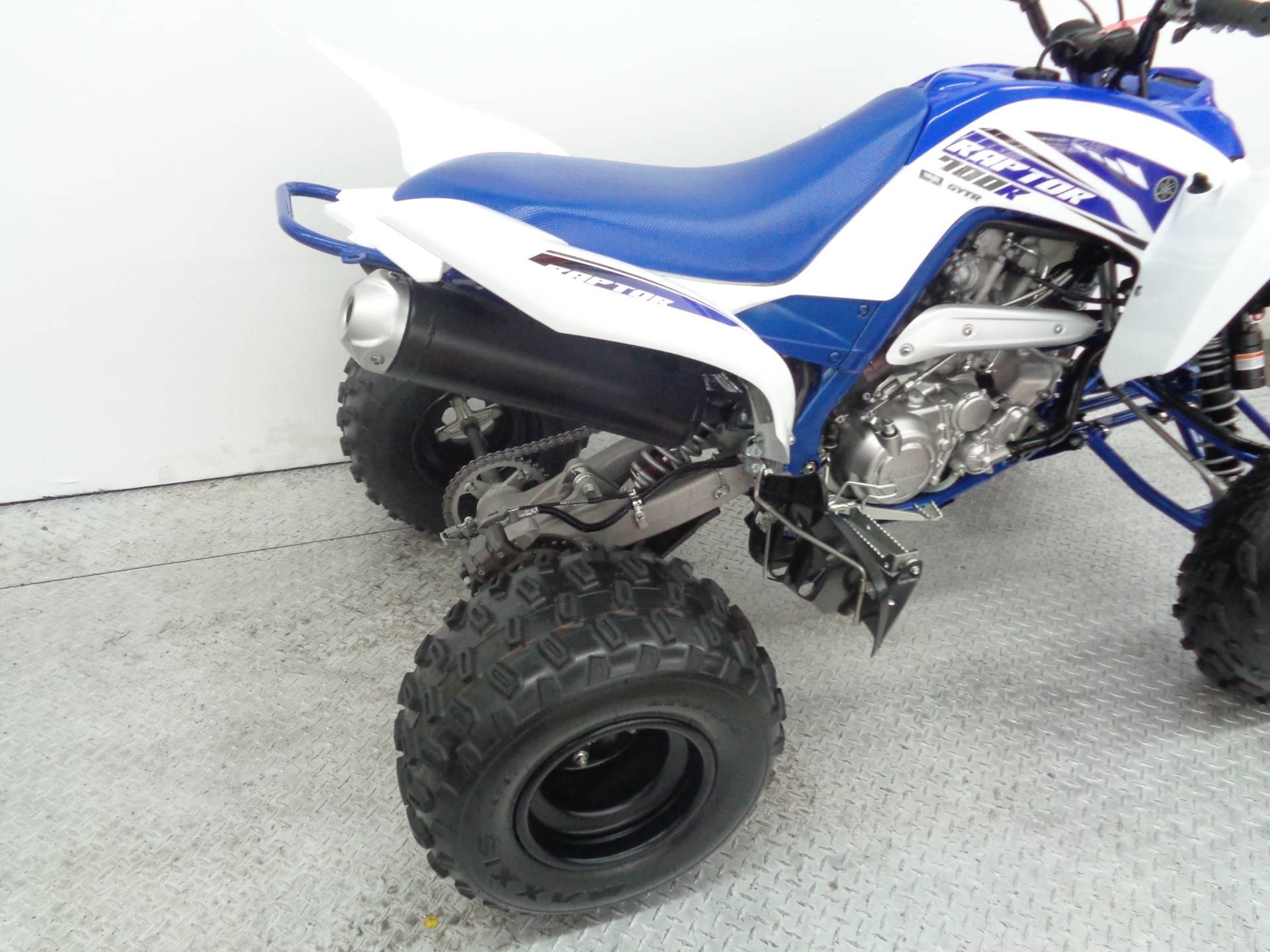 2017 Yamaha Raptor 700R 5