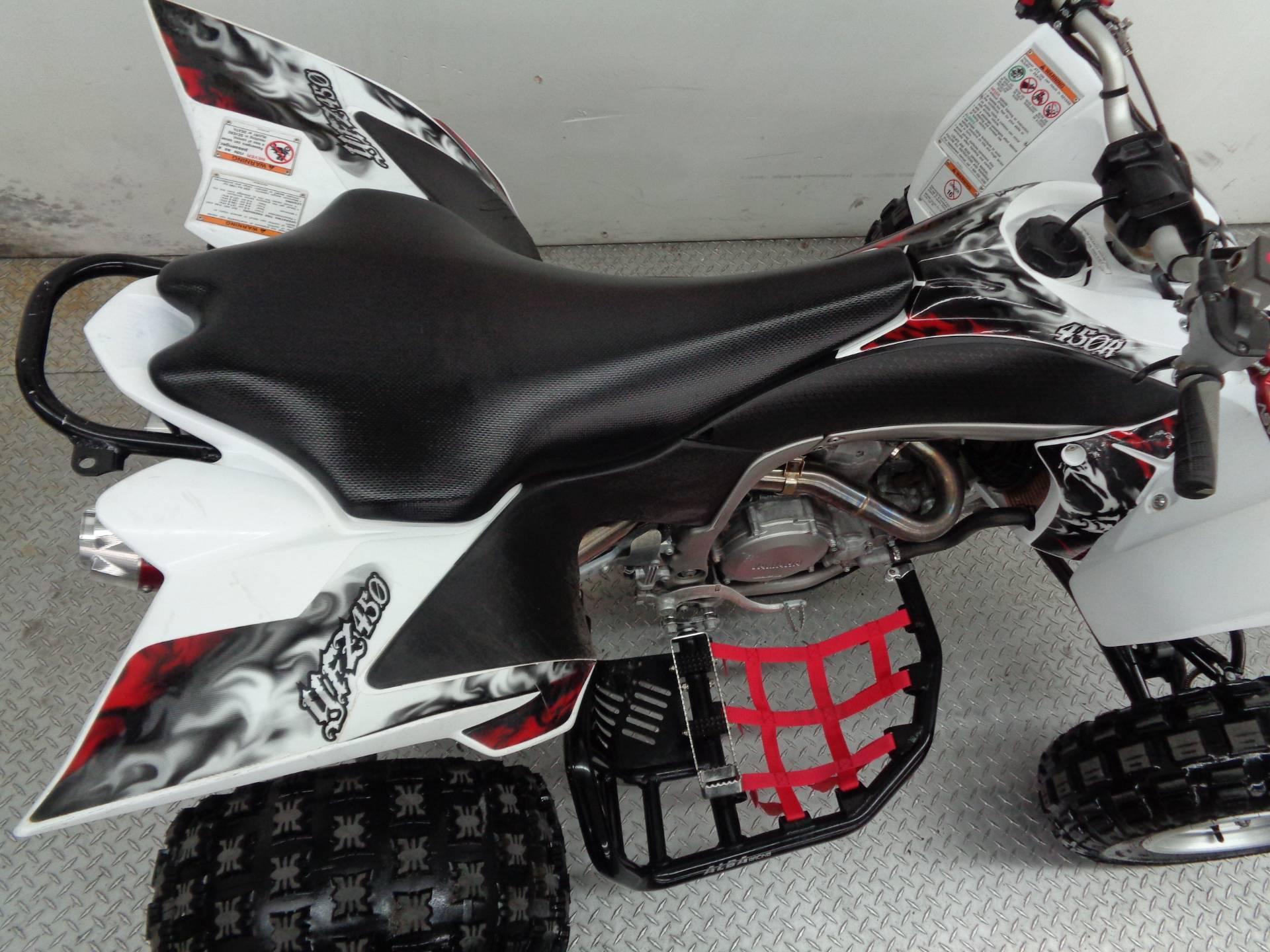 2012 Yamaha YFZ450R 6