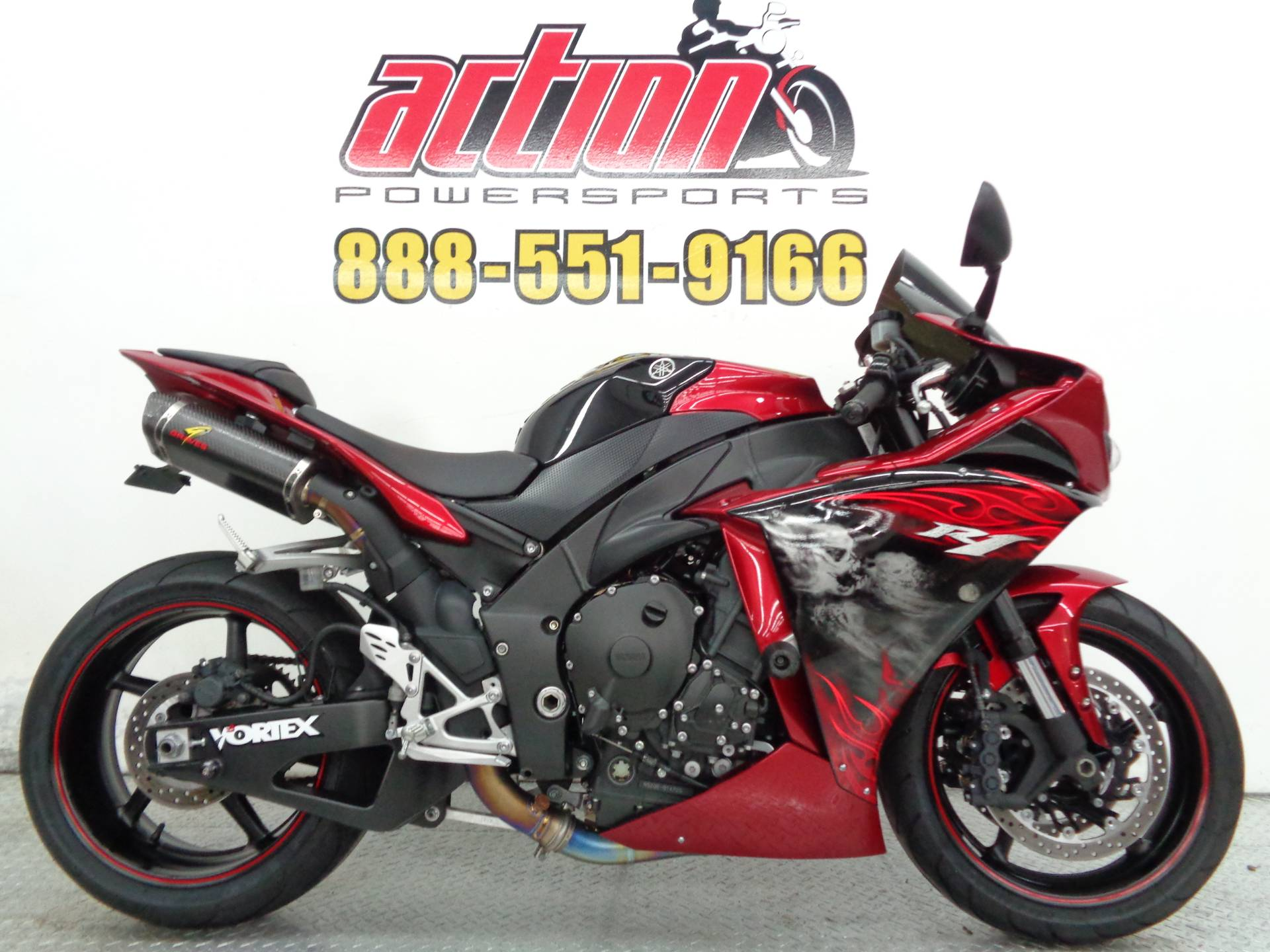 2011 Yamaha YZF-R1 for sale 22478