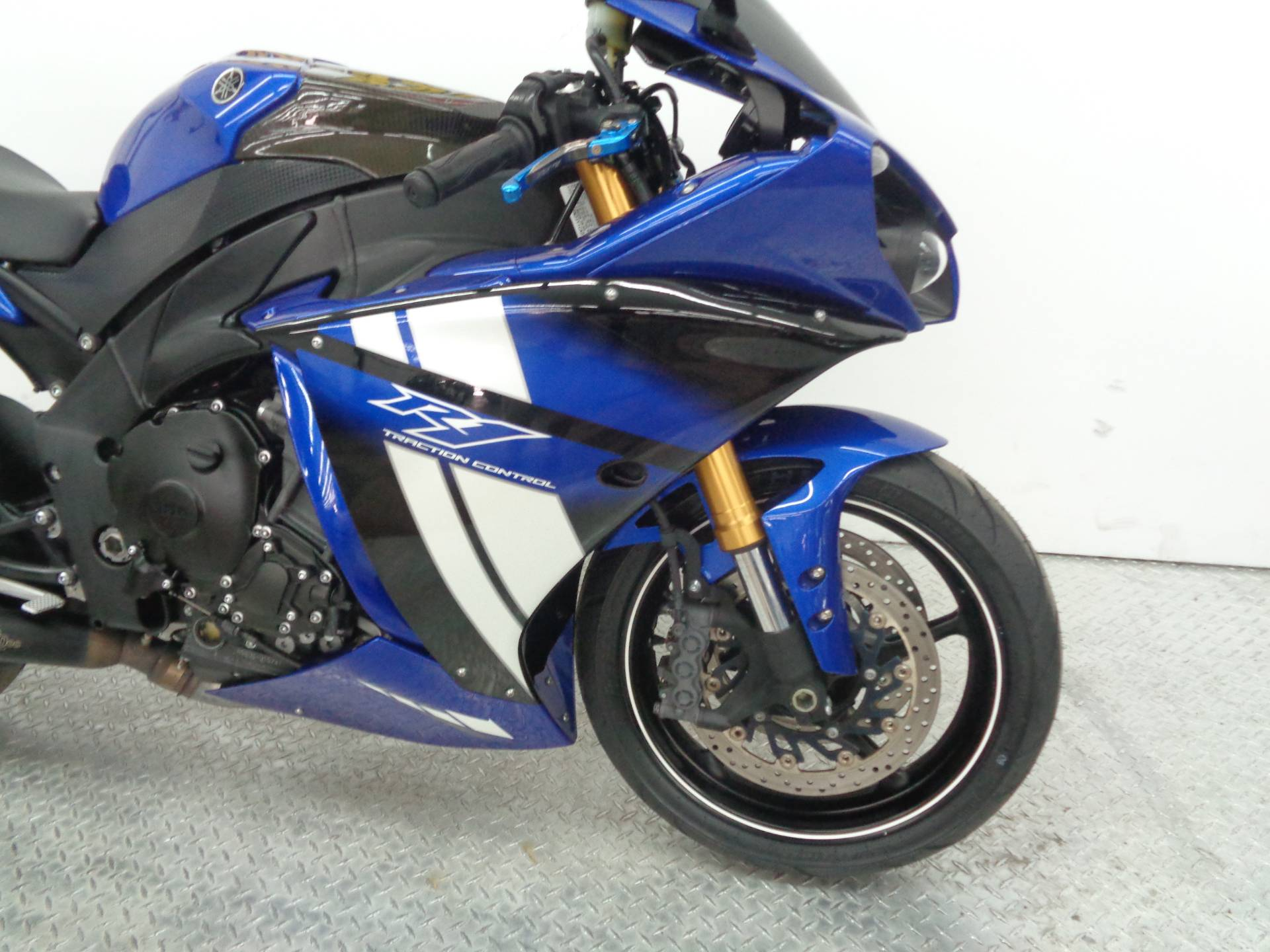 2012 Yamaha R-1 in Tulsa, Oklahoma - Photo 8
