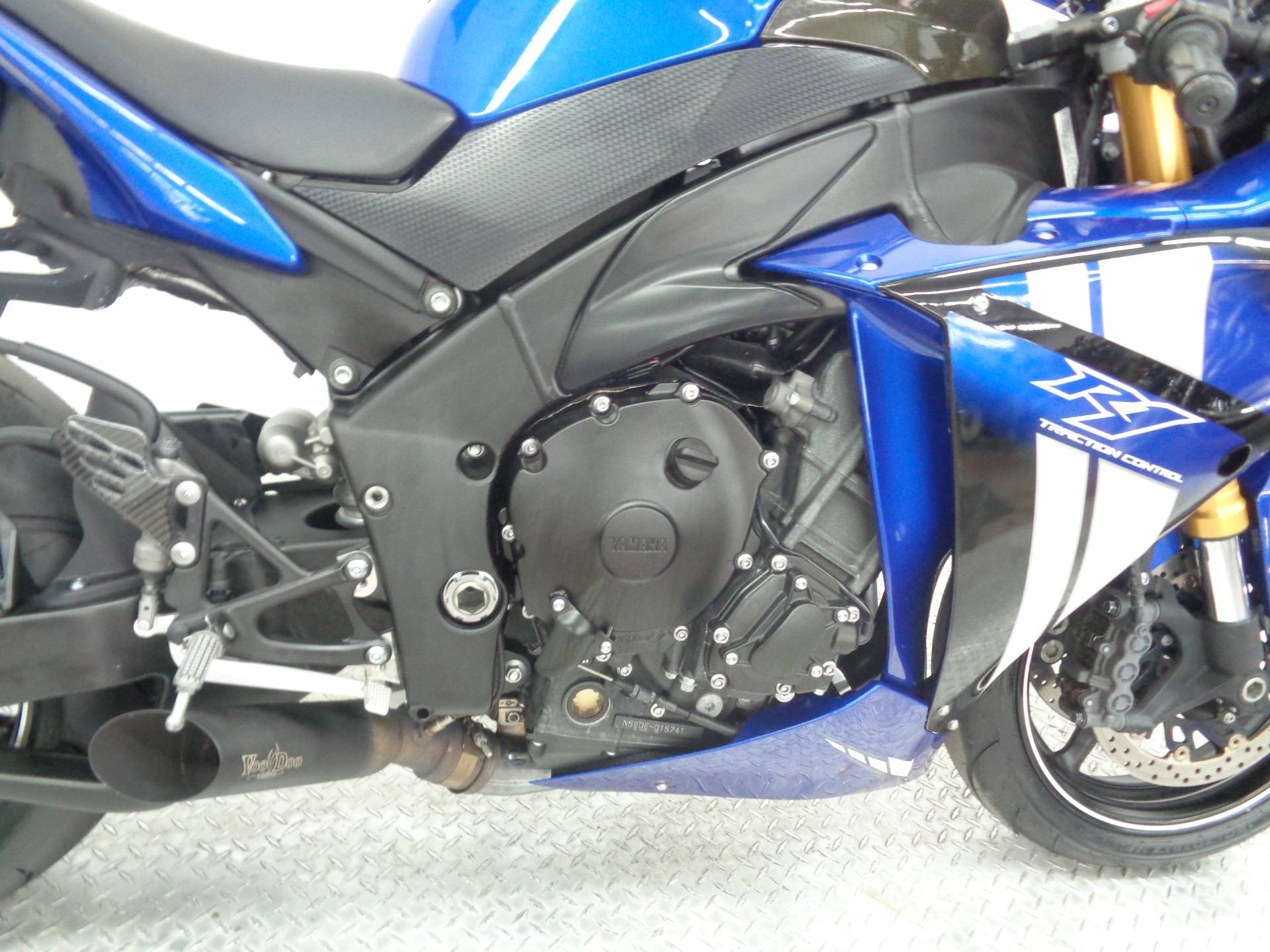 2012 Yamaha R-1 in Tulsa, Oklahoma - Photo 10