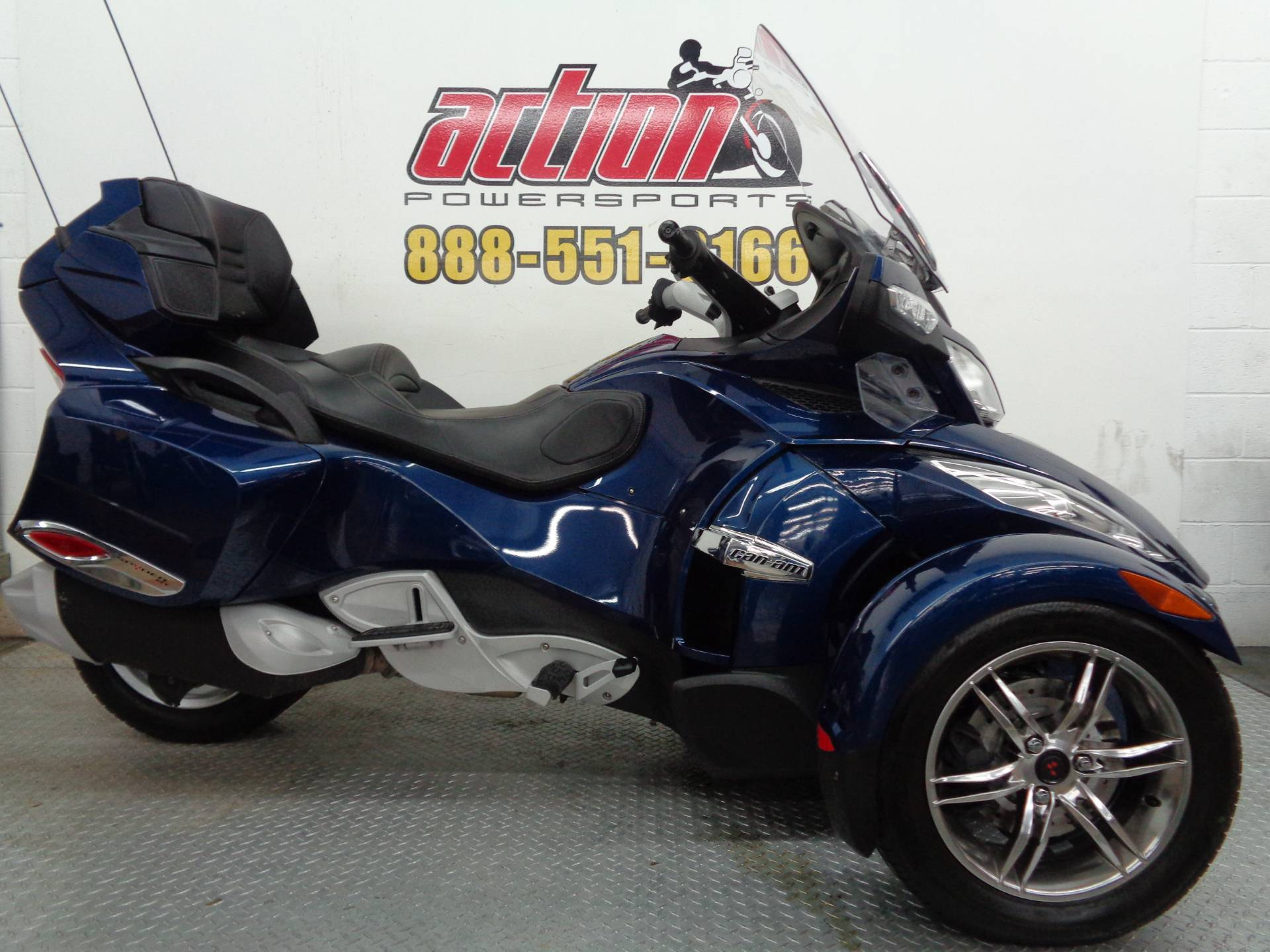 2010 Can-Am Spyder RT-S SE5 for sale 1116