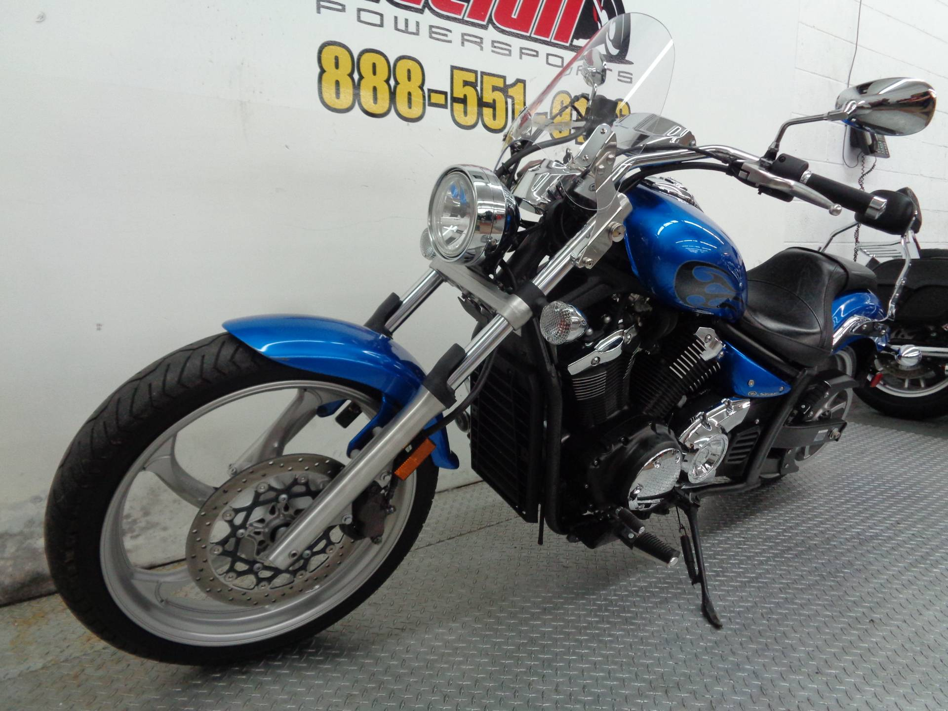 2011 Yamaha Stryker 3