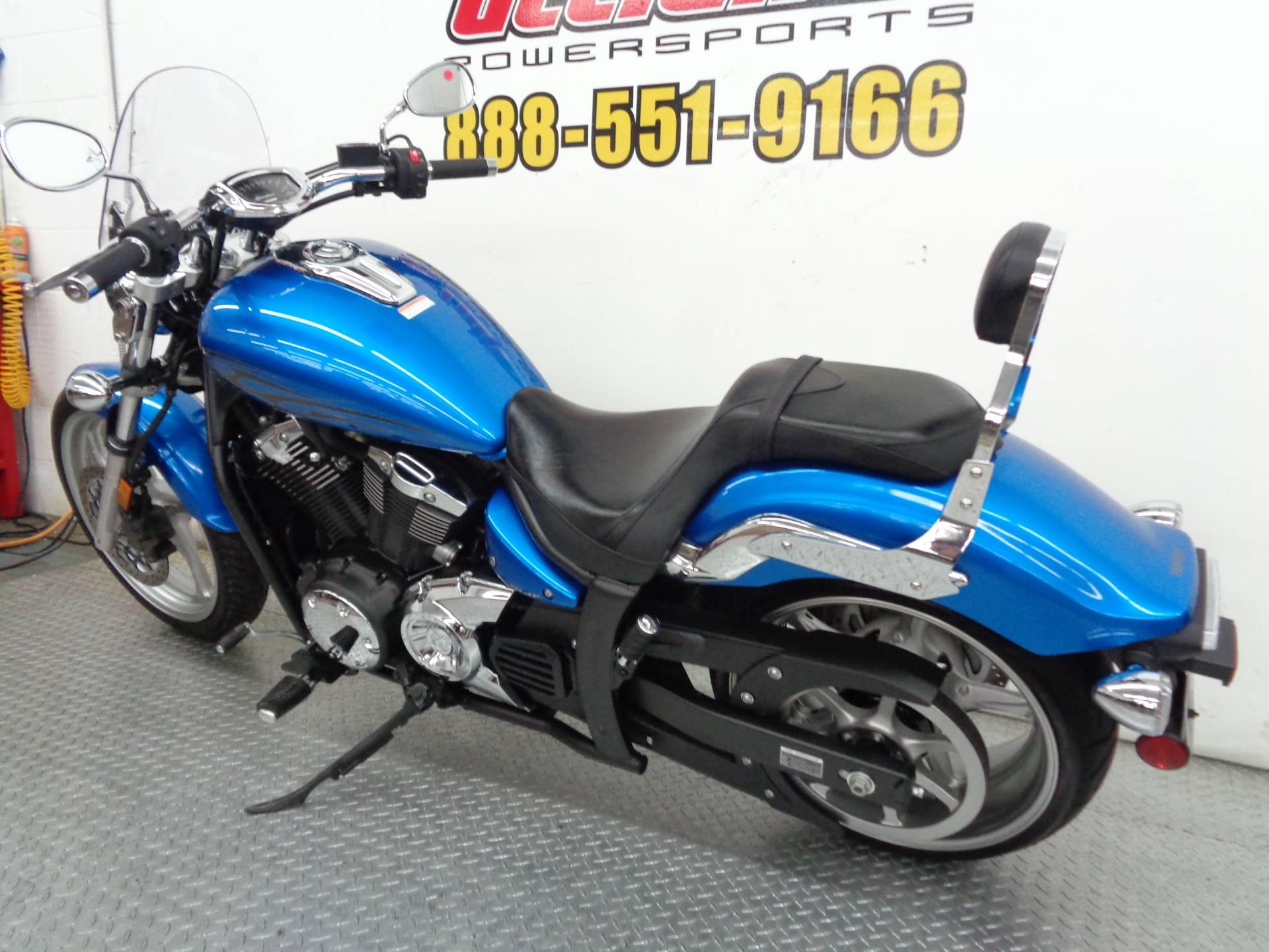 2011 Yamaha Stryker 4