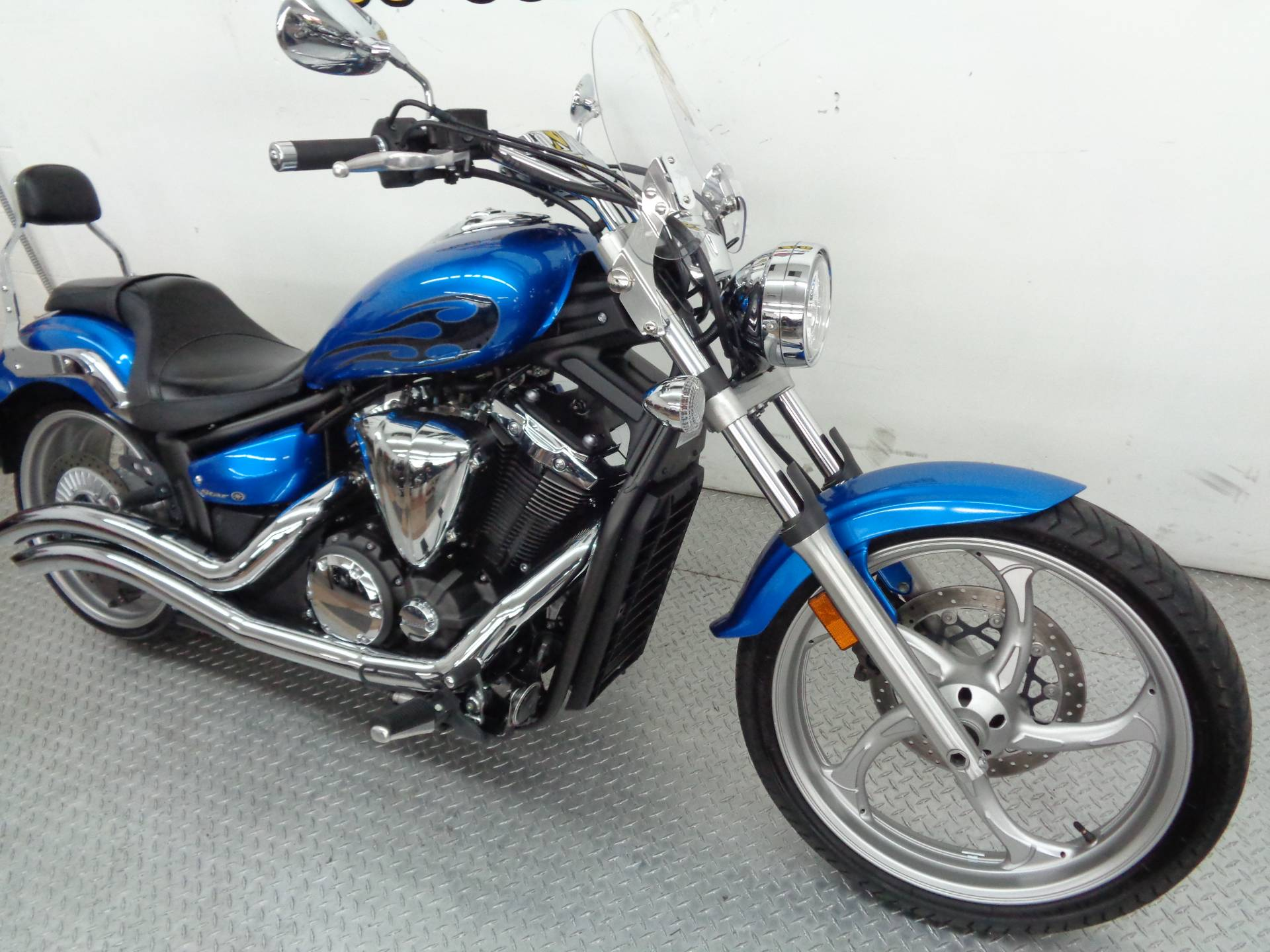2011 Yamaha Stryker 6