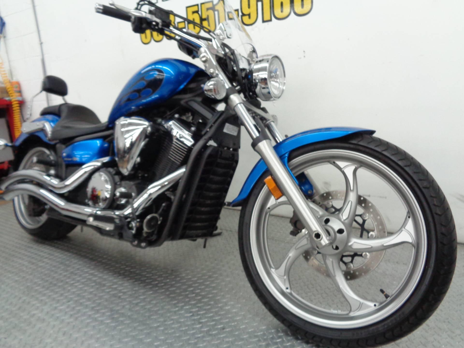 2011 Yamaha Stryker 7