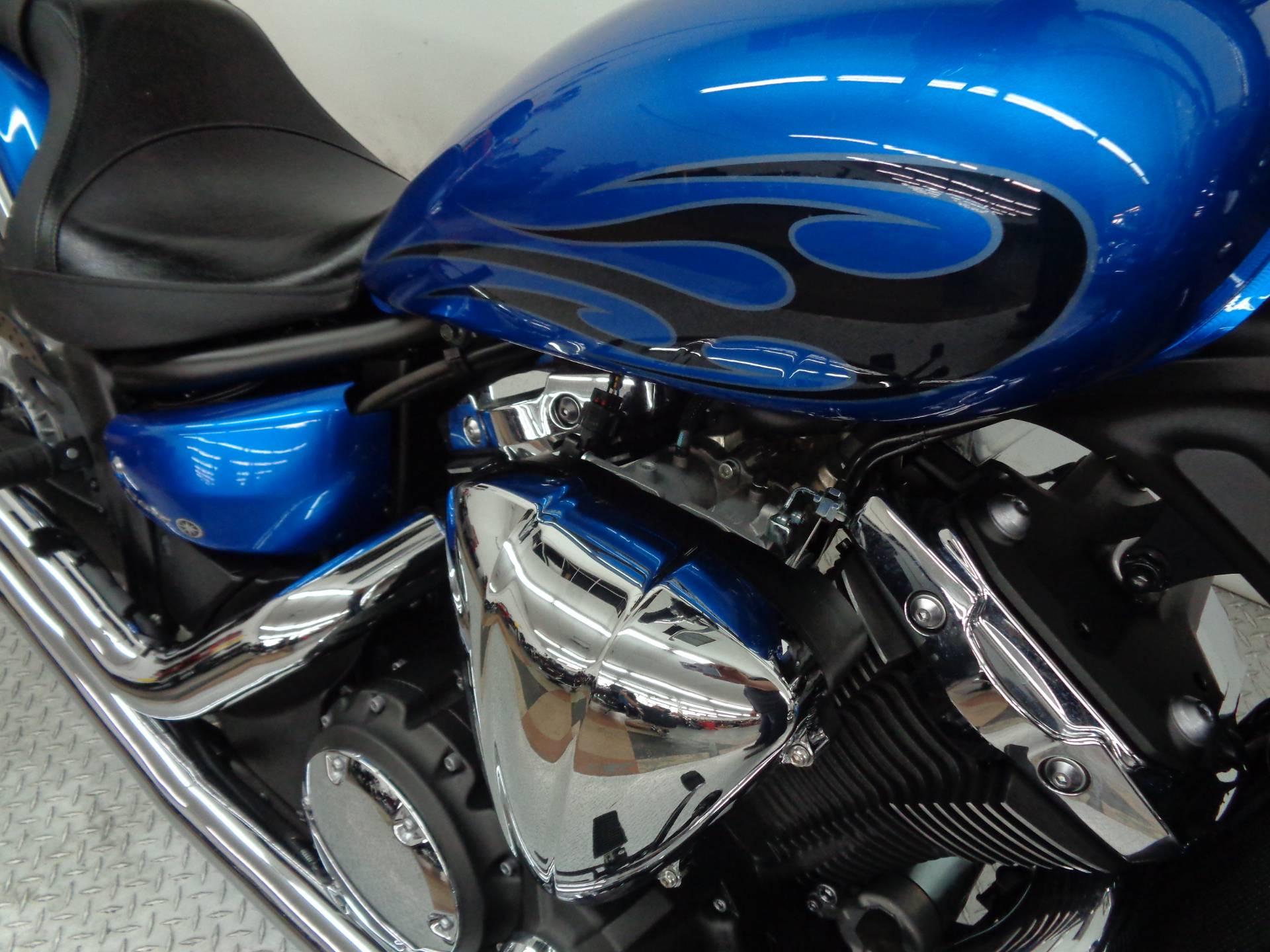 2011 Yamaha Stryker 9