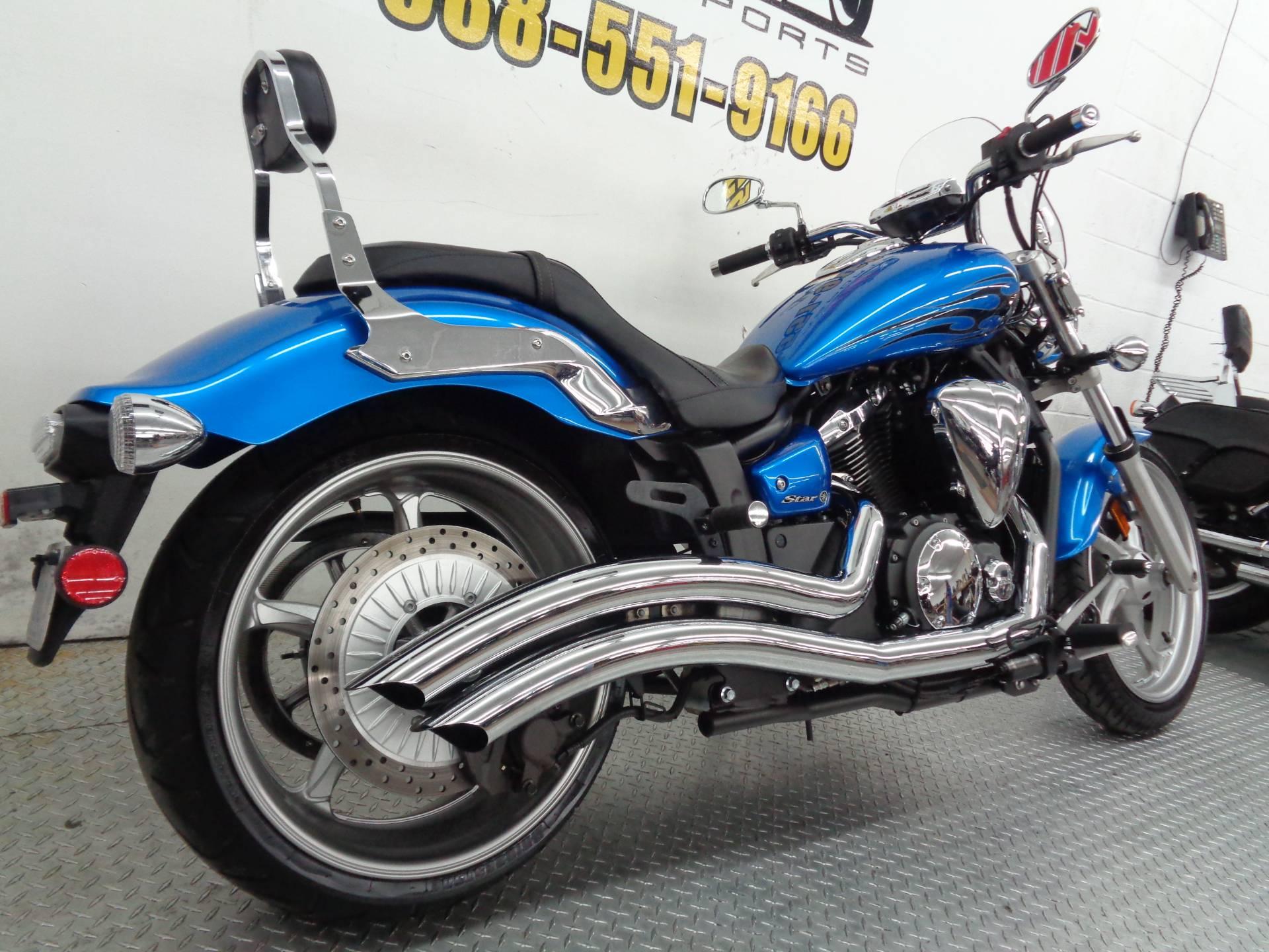 2011 Yamaha Stryker 10