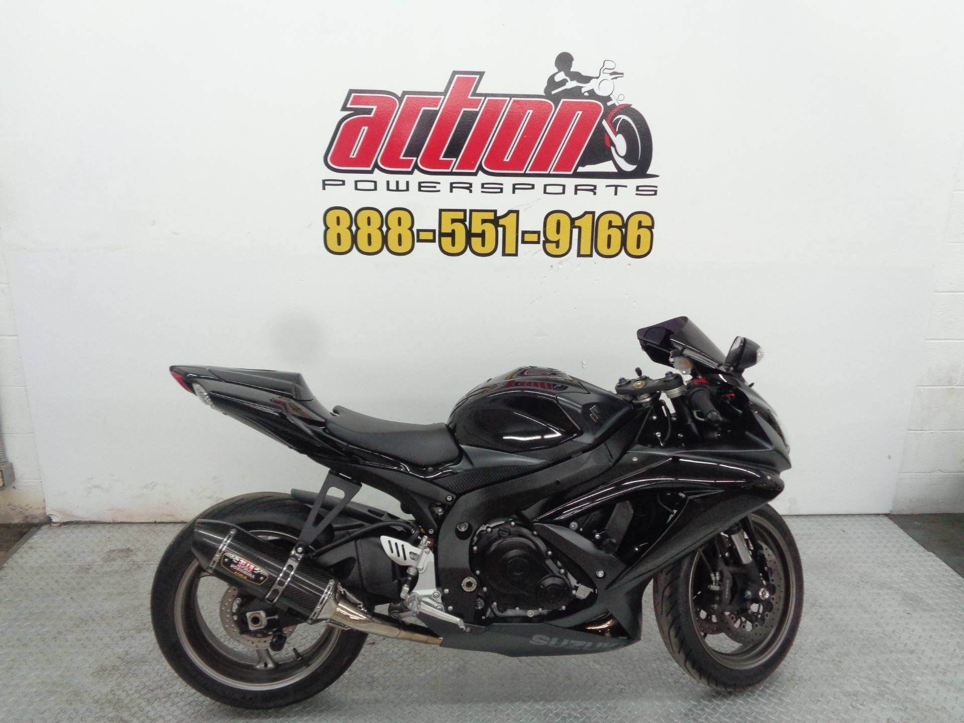 2009 Suzuki GSX-R750 in Tulsa, Oklahoma - Photo 1