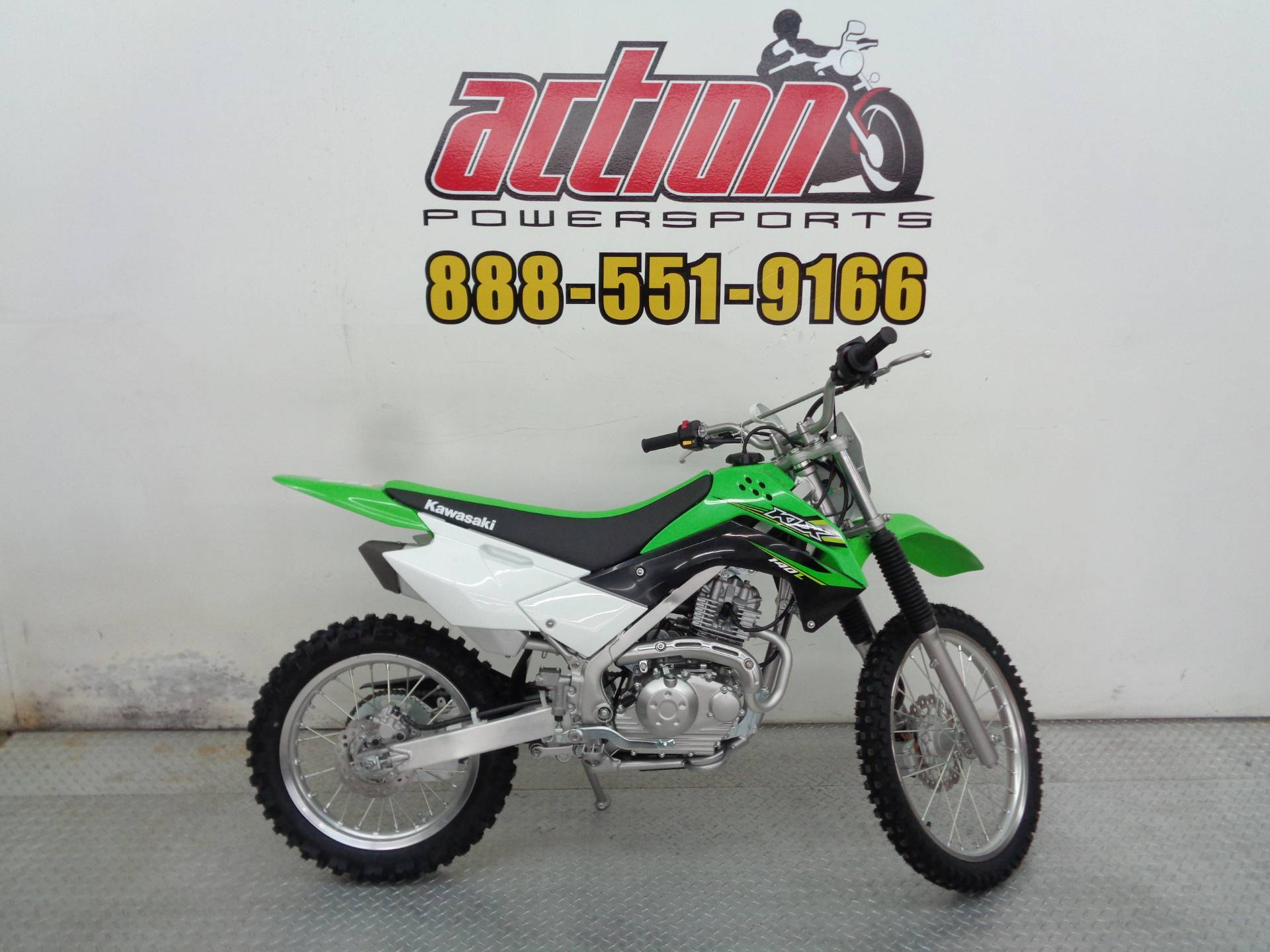 2017 Kawasaki KLX140L for sale 1186