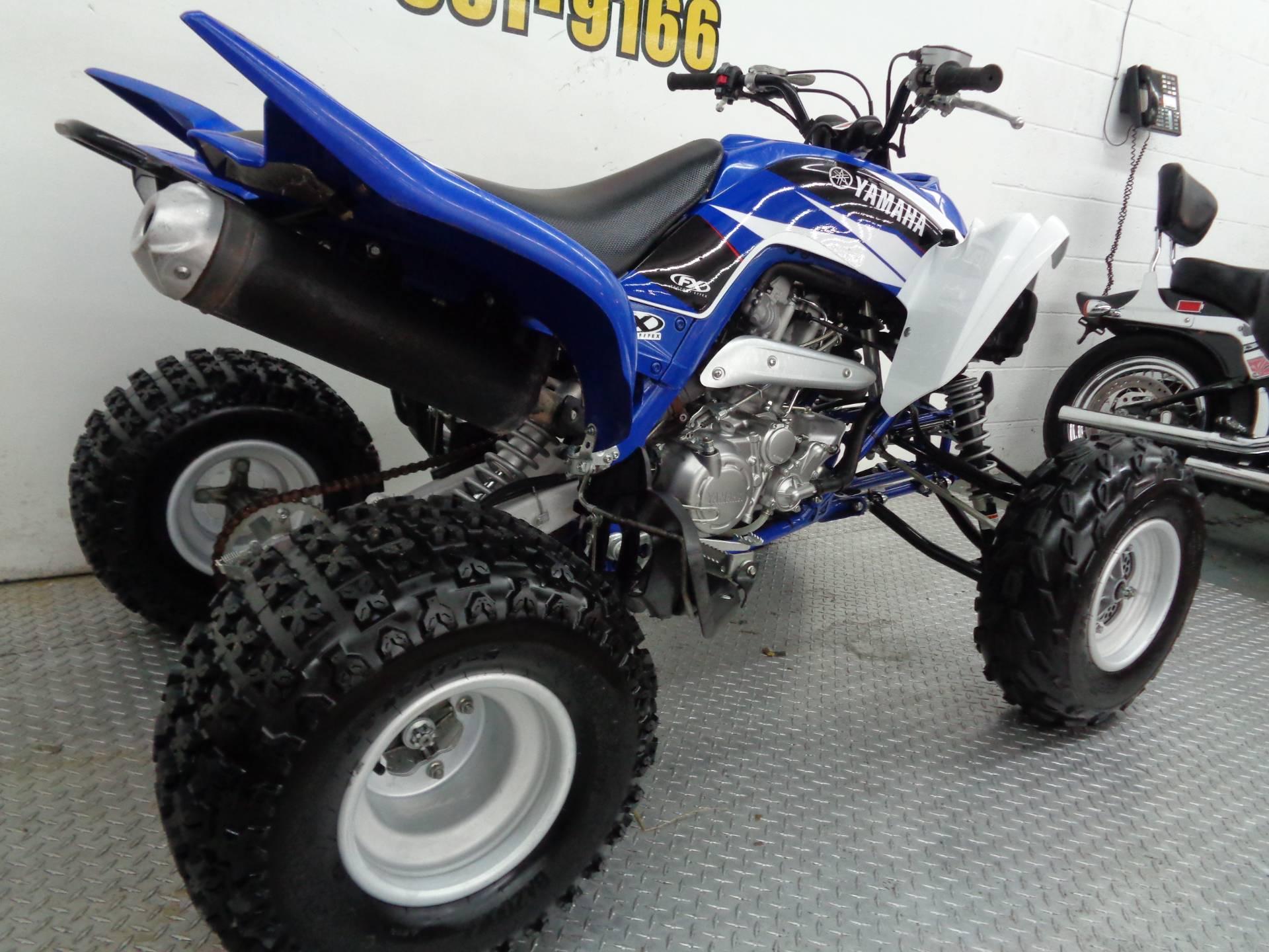 2015 Yamaha Raptor 700 4