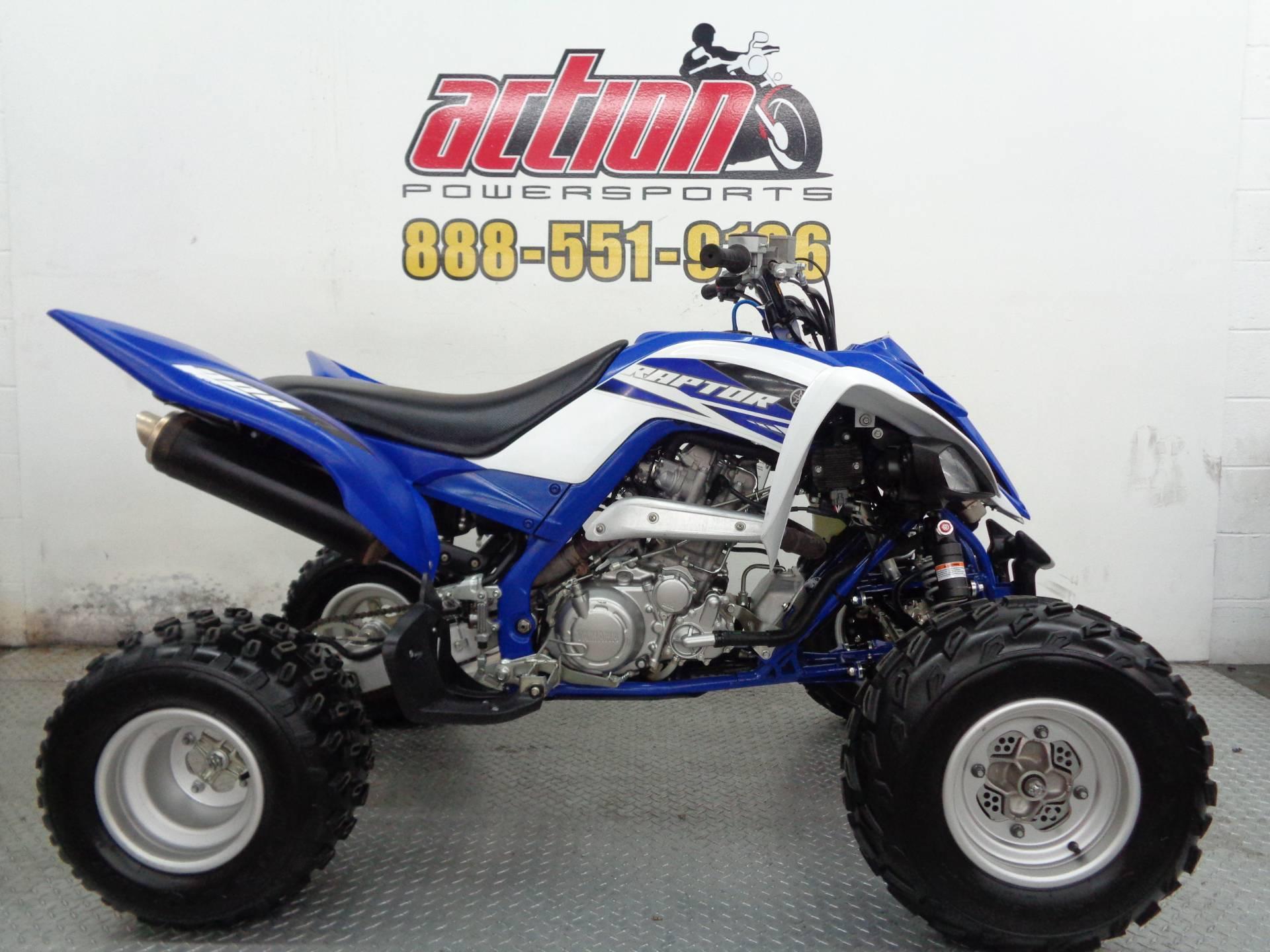 2015 Yamaha Raptor 700 for sale 86983