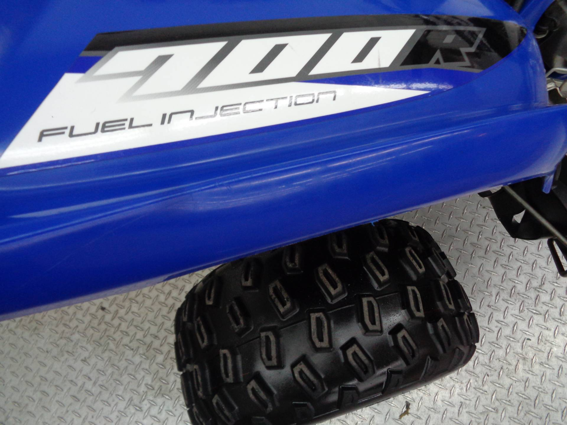 2015 Yamaha Raptor 700 5