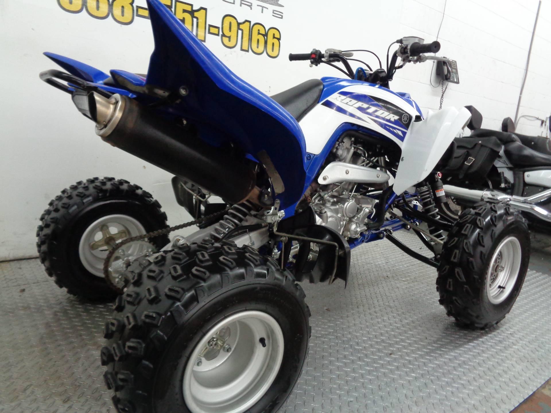 2015 Yamaha Raptor 700 6