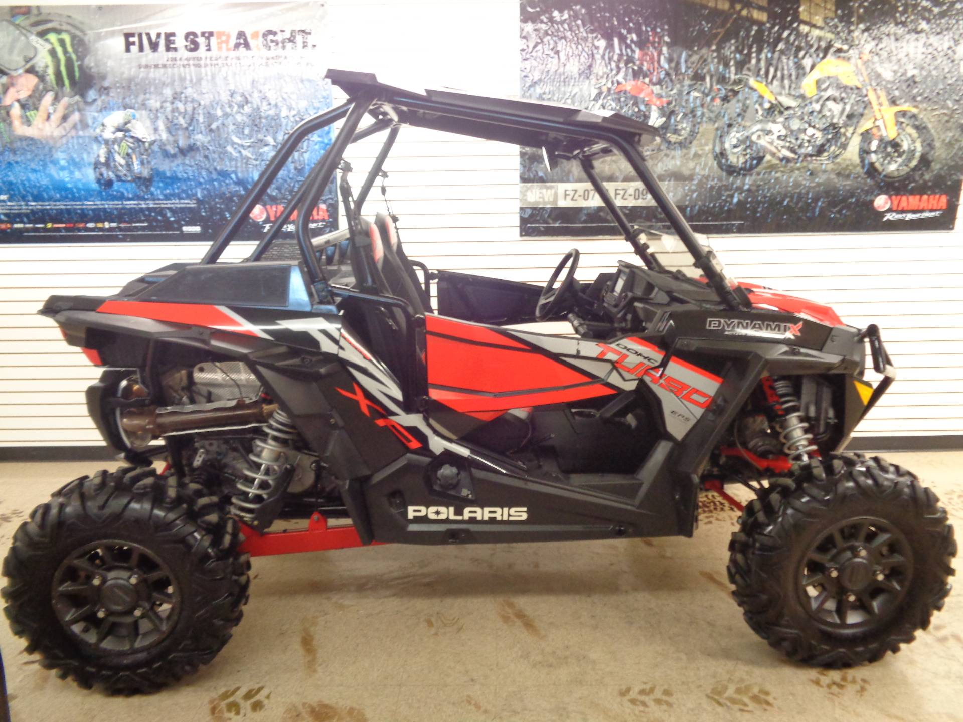 2018 Polaris RZR XP Turbo EPS Dynamix Edition in Tulsa, Oklahoma - Photo 1