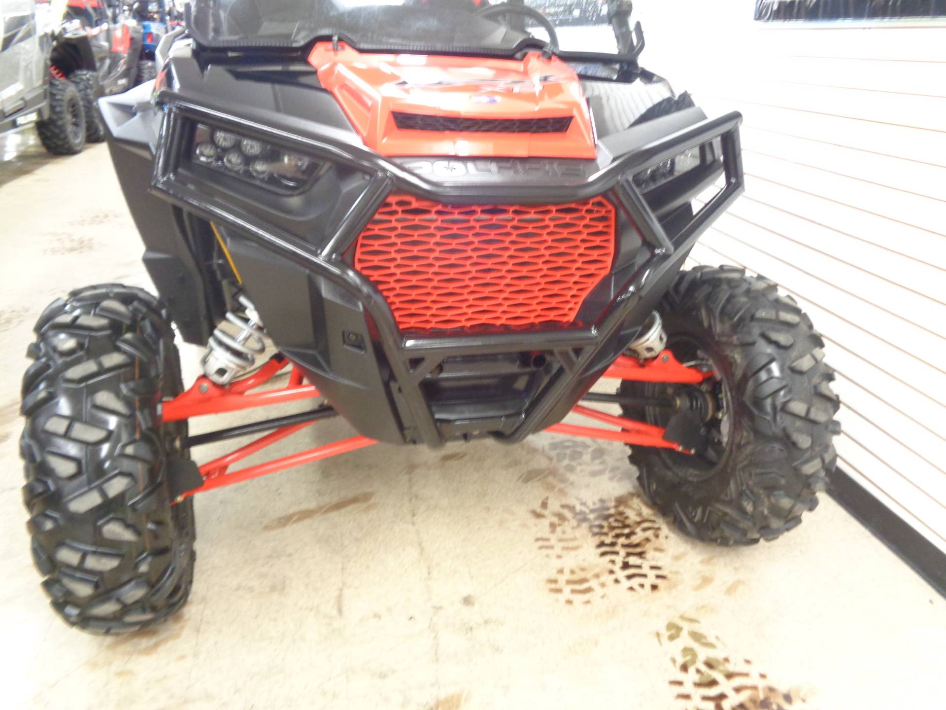 2018 Polaris RZR XP Turbo EPS Dynamix Edition in Tulsa, Oklahoma - Photo 4