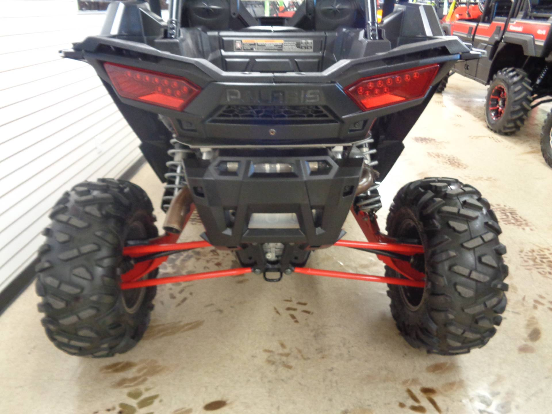 2018 Polaris RZR XP Turbo EPS Dynamix Edition in Tulsa, Oklahoma - Photo 7