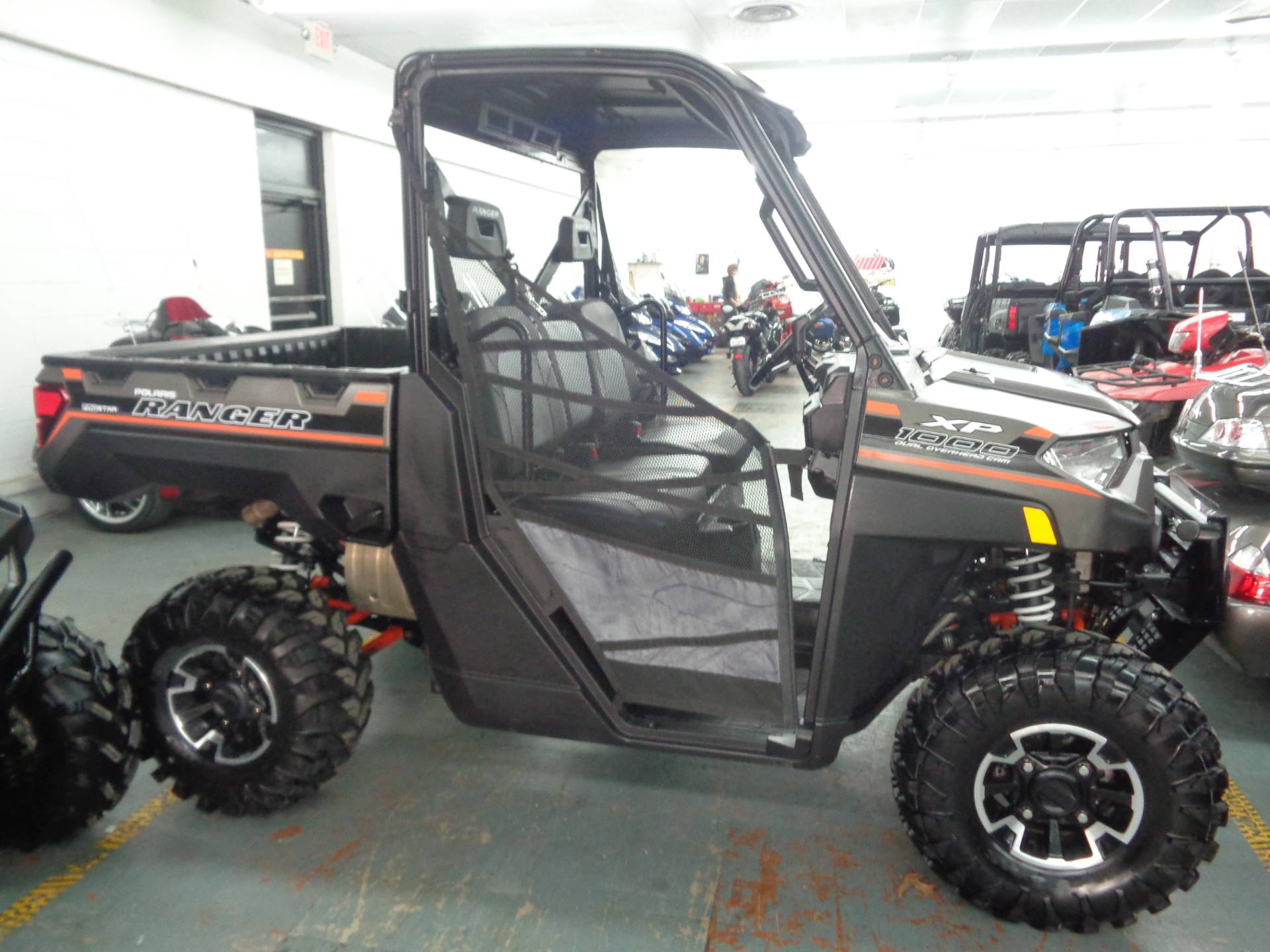 2018 Polaris Ranger XP 1000 EPS in Tulsa, Oklahoma - Photo 1
