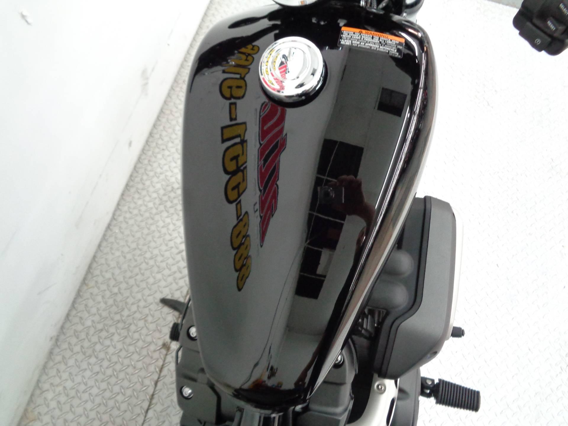 2014 Yamaha Bolt 8