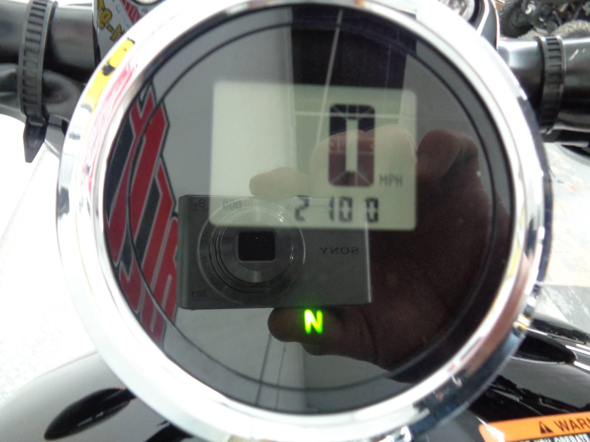 2014 Yamaha Bolt 9