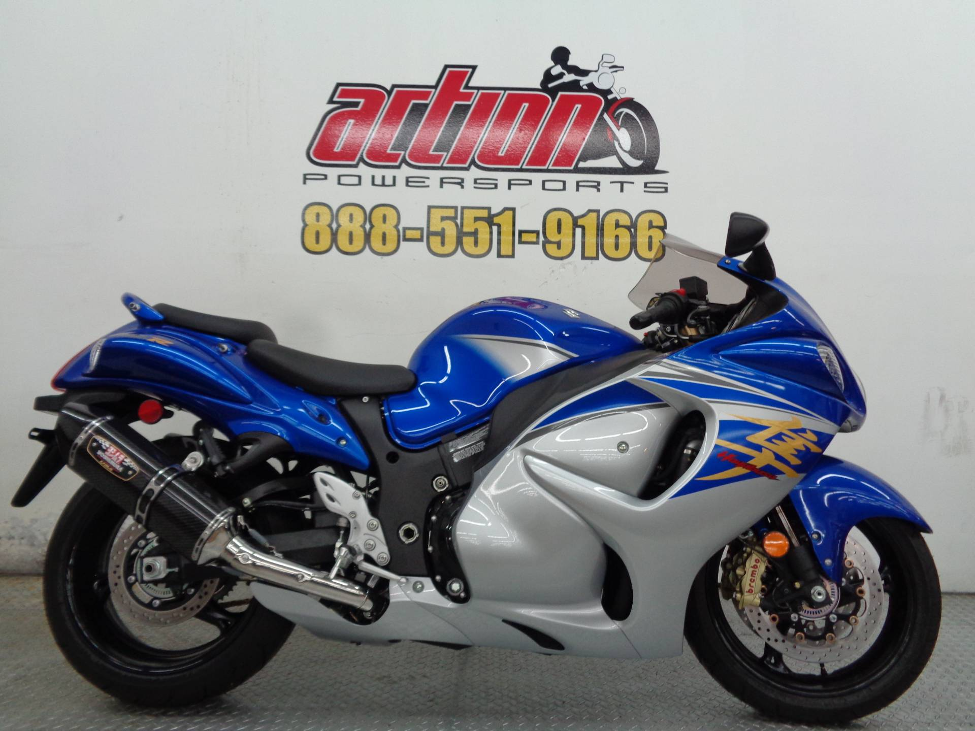 2015 Suzuki Hayabusa for sale 4971