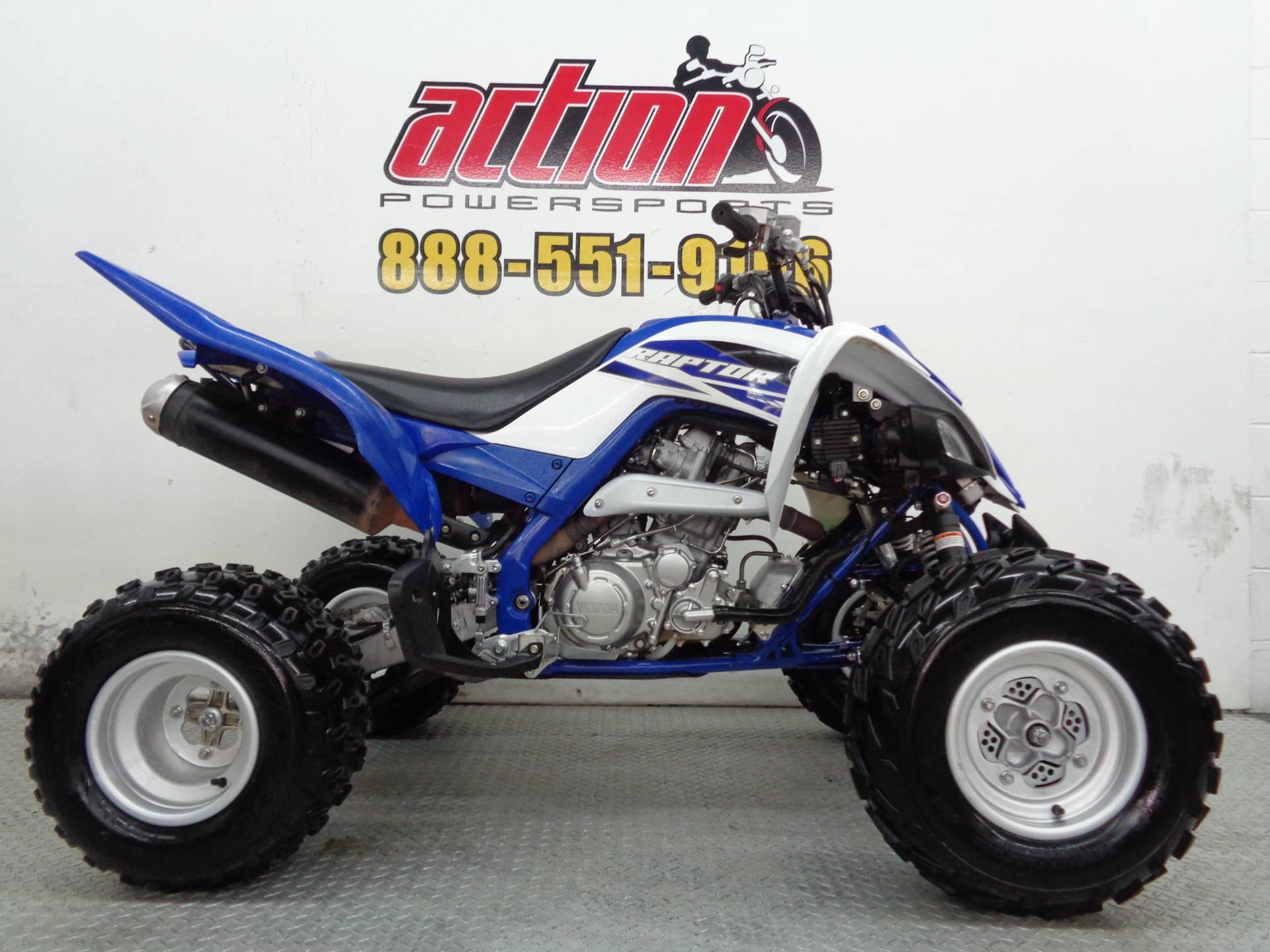 2015 Yamaha Raptor 700R for sale 137027
