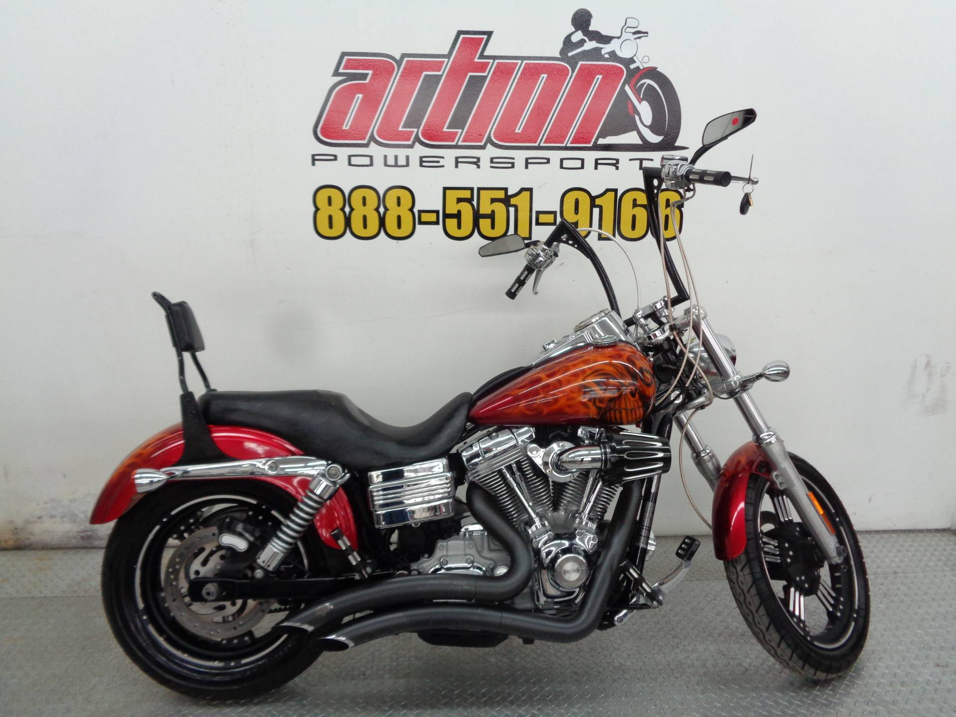 2009 Harley-Davidson Dyna Super Glide Custom for sale 788