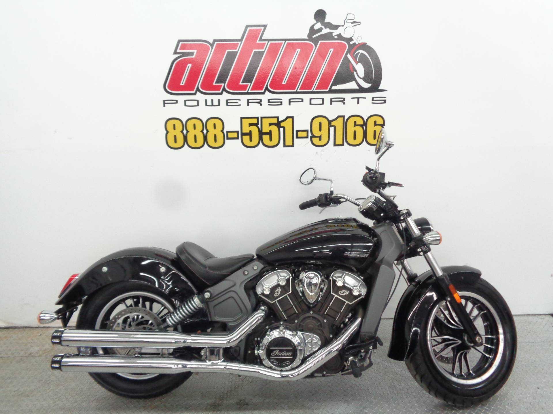 Used 2016 Indian Scout Motorcycles In Tulsa Ok Stock Number 116287