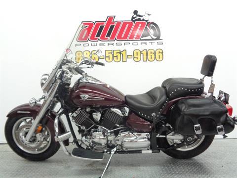 2007 Yamaha V Star® 1100 Silverado® in Tulsa, Oklahoma - Photo 2
