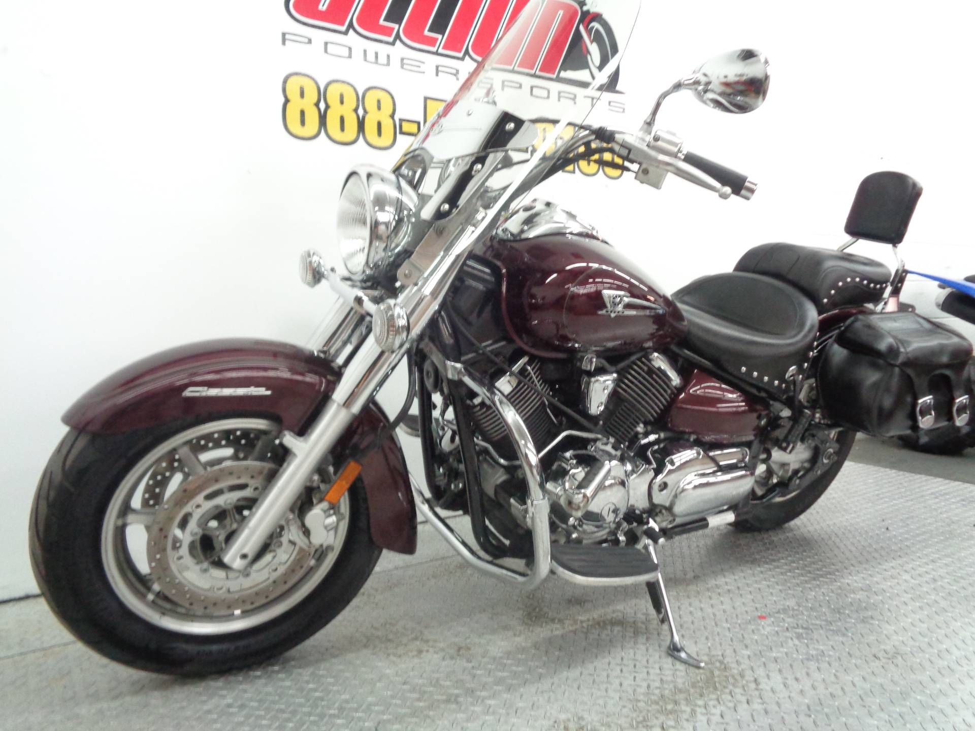 2007 Yamaha V Star® 1100 Silverado® in Tulsa, Oklahoma - Photo 3