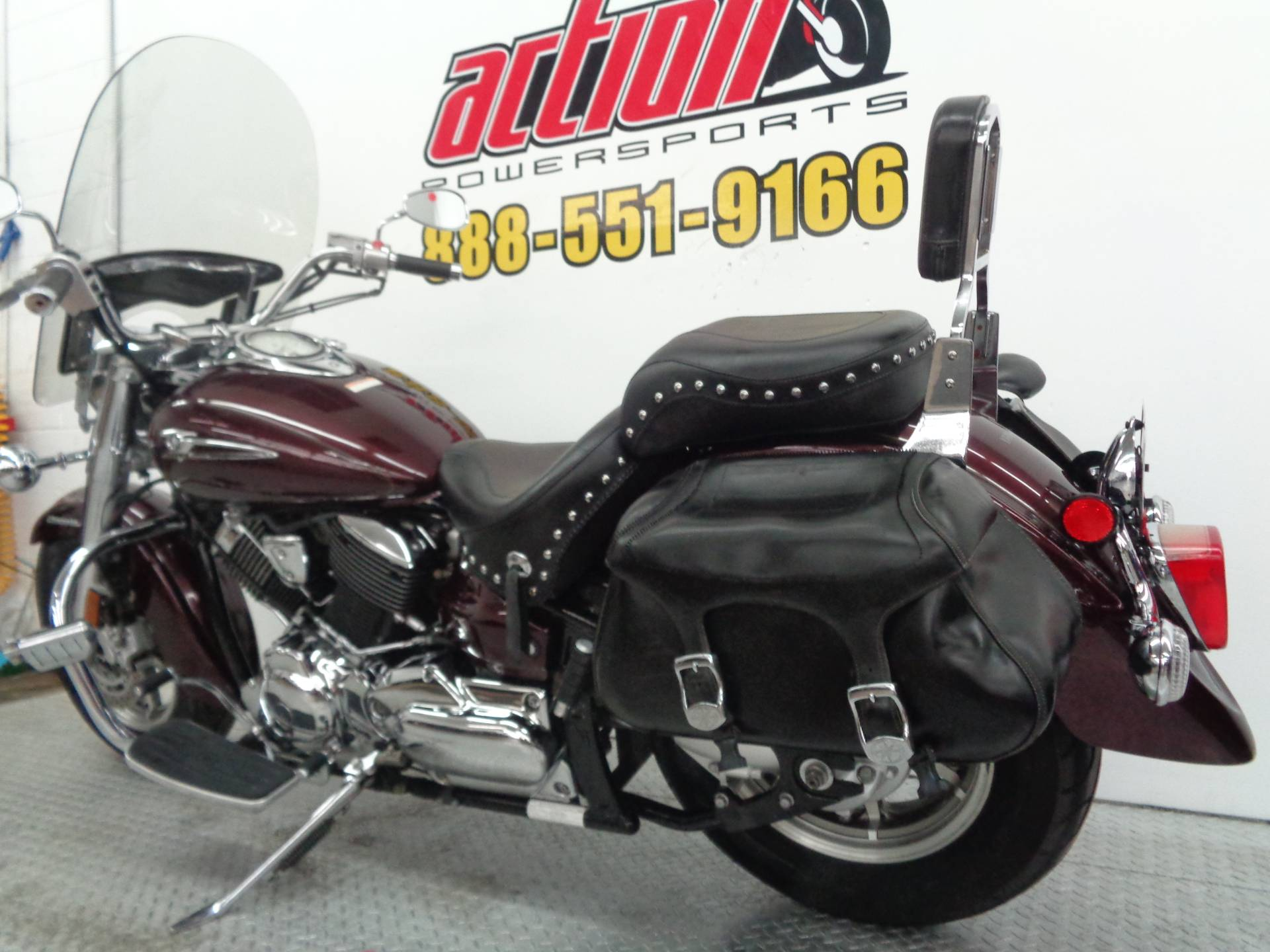 2007 Yamaha V Star® 1100 Silverado® in Tulsa, Oklahoma - Photo 4