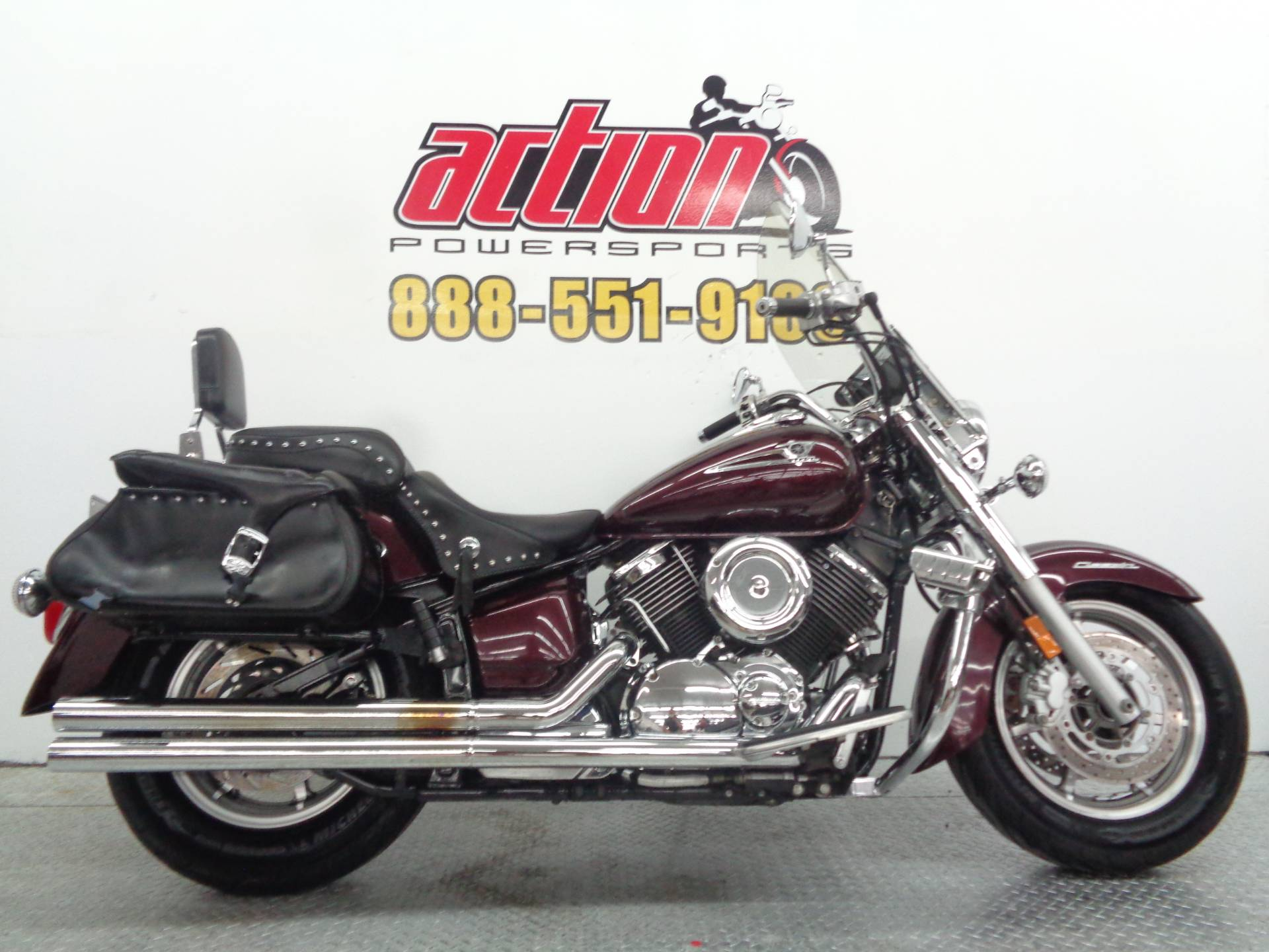 2007 Yamaha V Star® 1100 Silverado® in Tulsa, Oklahoma - Photo 1