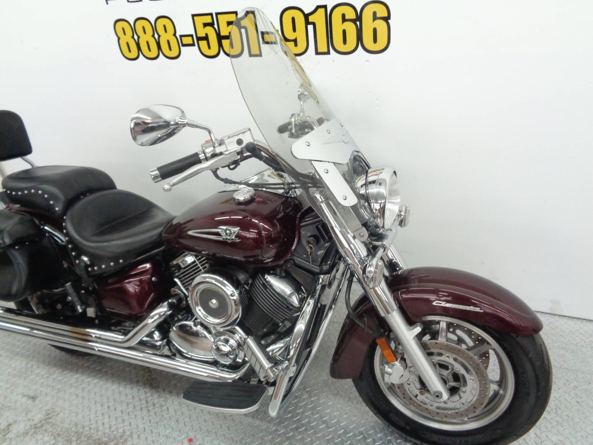 2007 Yamaha V Star® 1100 Silverado® in Tulsa, Oklahoma - Photo 6