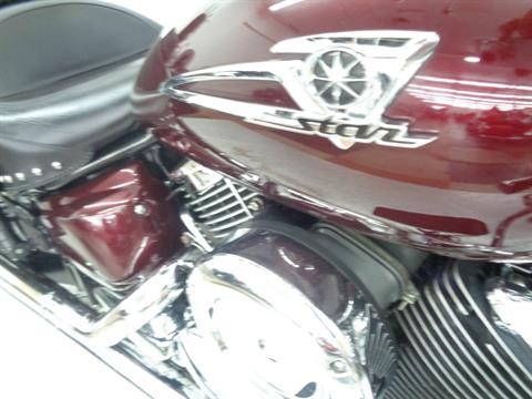 2007 Yamaha V Star® 1100 Silverado® in Tulsa, Oklahoma - Photo 9