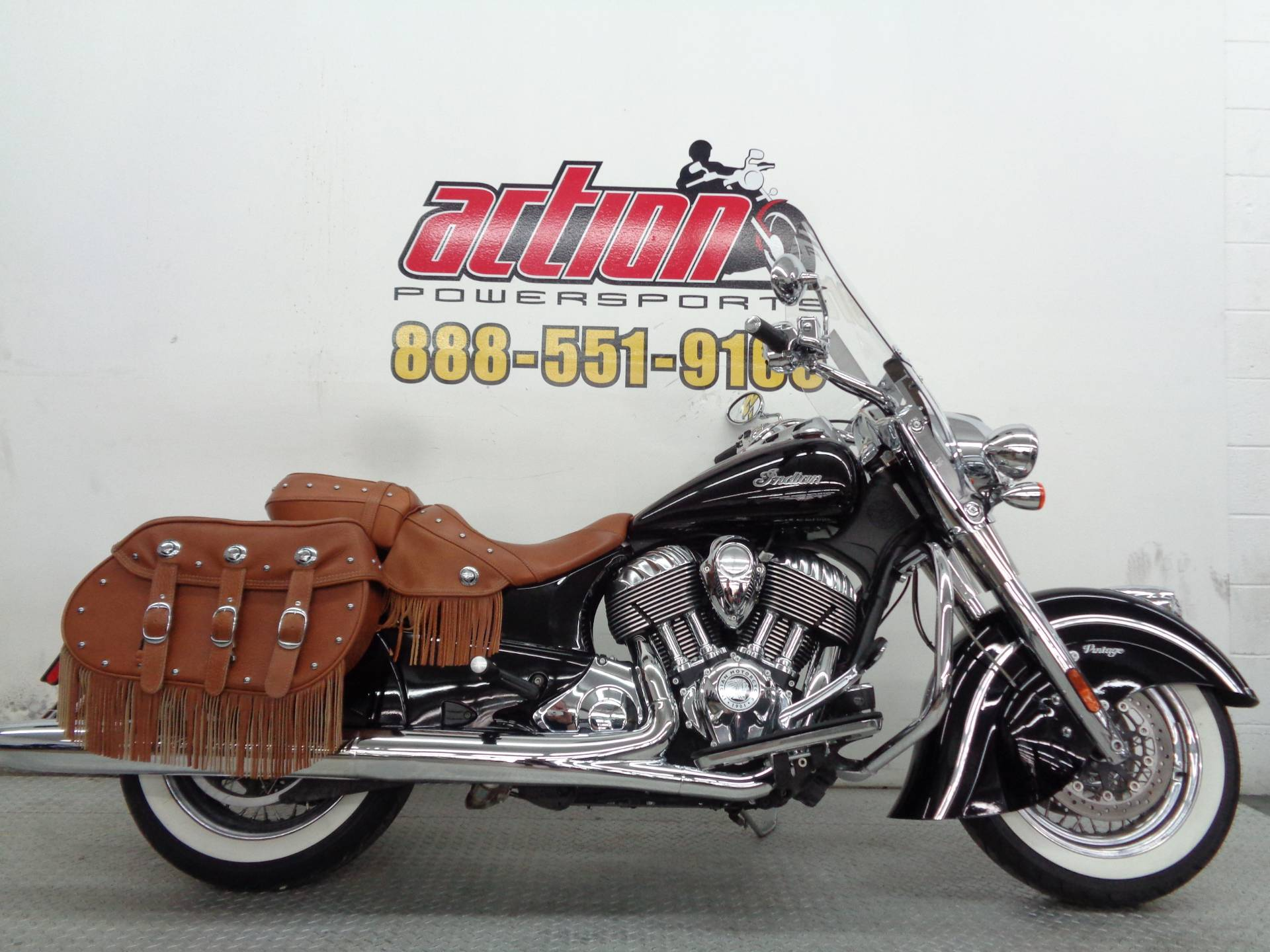 Used 2014 Indian Chief Vintage Motorcycles in Tulsa OK