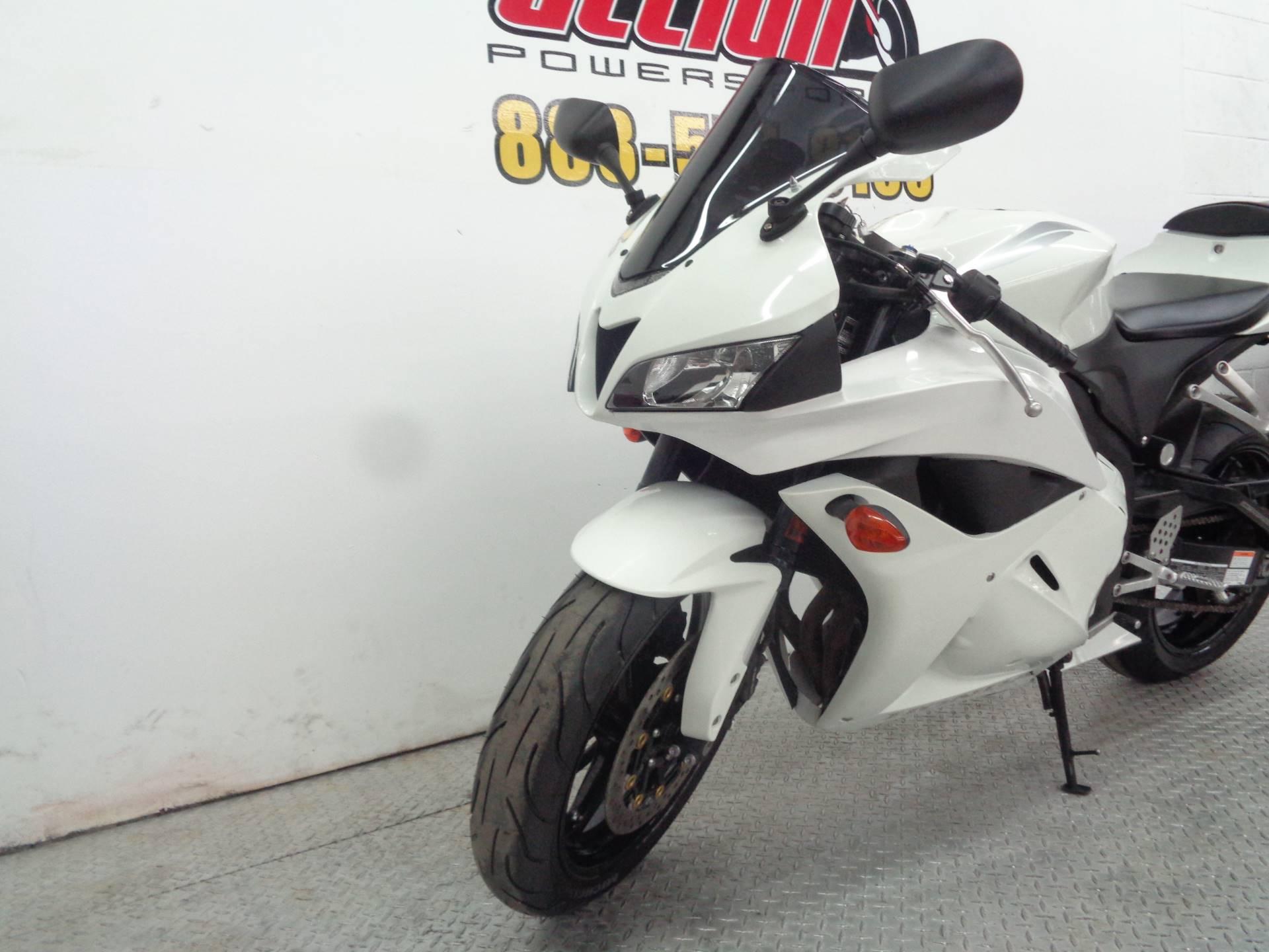 honda cbr rr motorcycles  tulsa  stock number