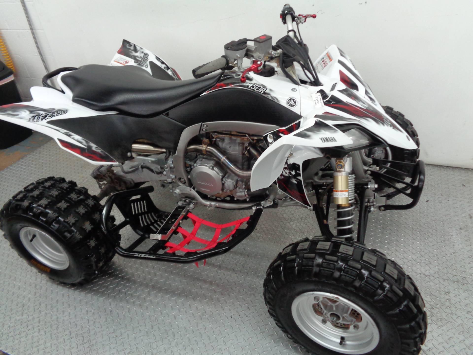 2013 Yamaha YFZ450R 2