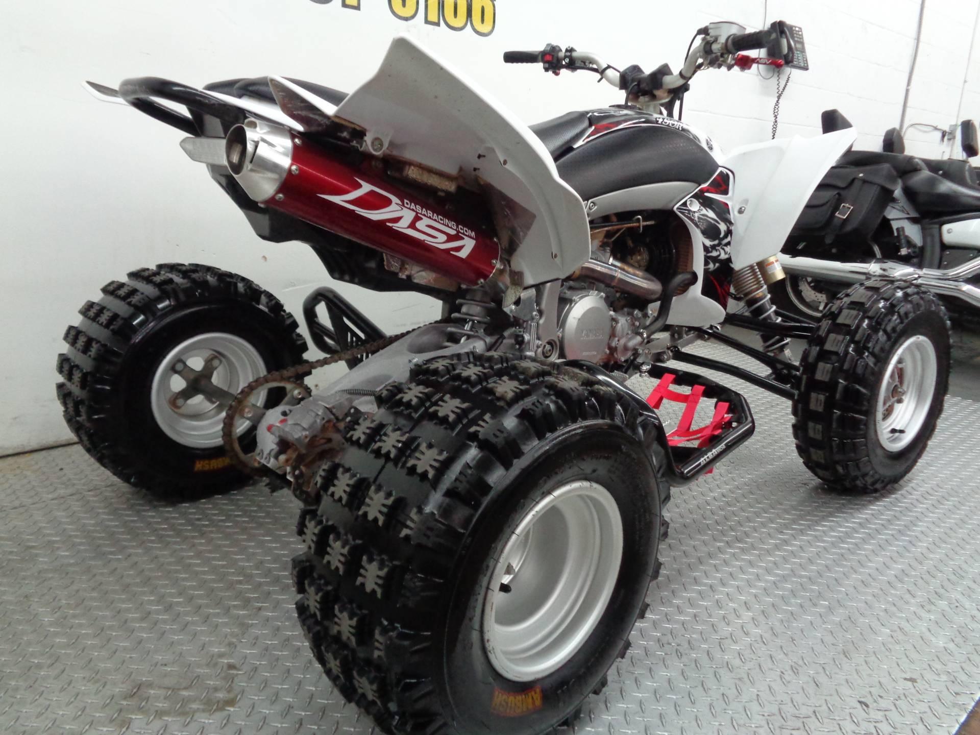 2013 Yamaha YFZ450R 4