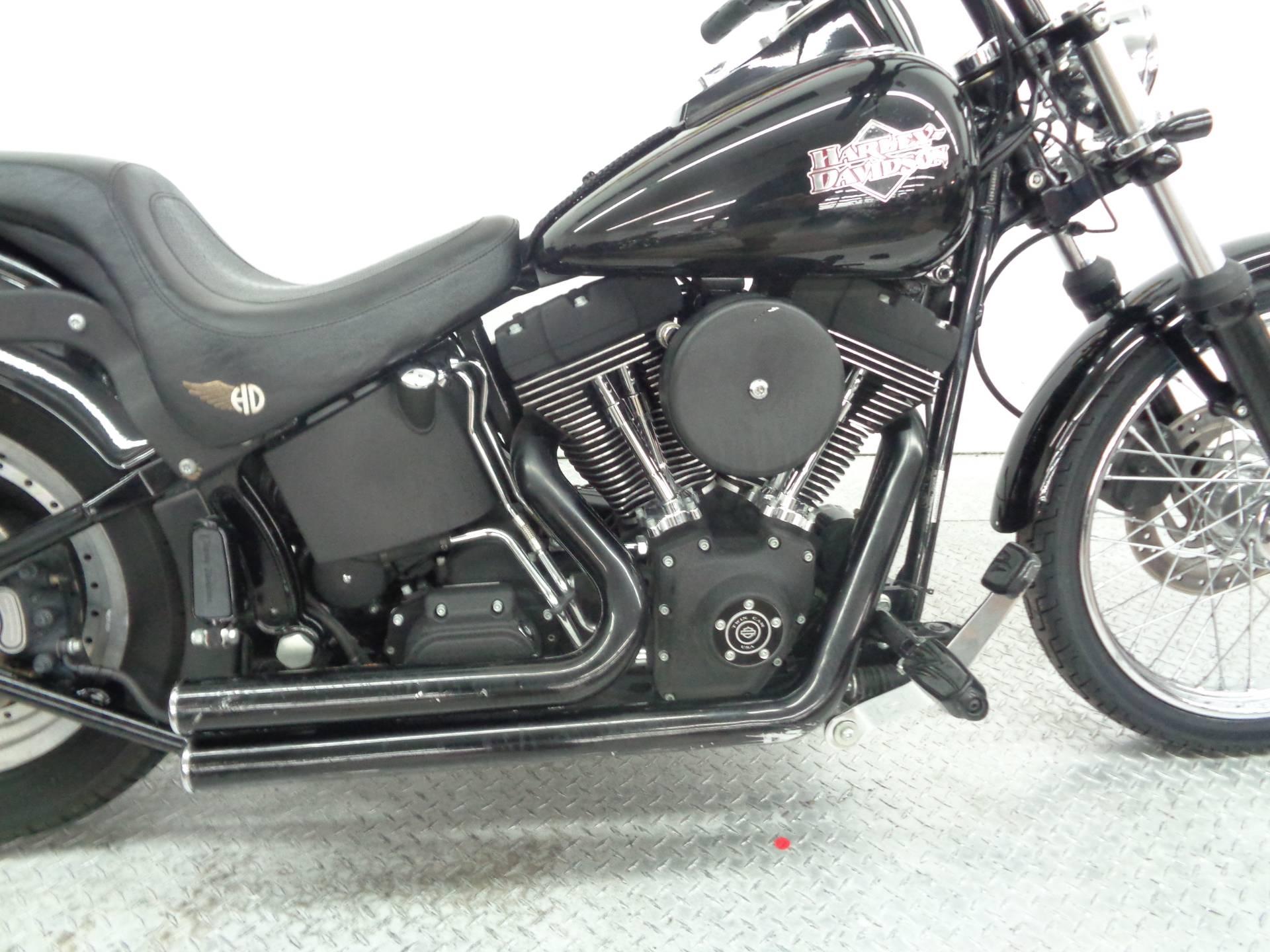 2005 Harley-Davidson FXSTB/FXSTBI Softail Night Train 4