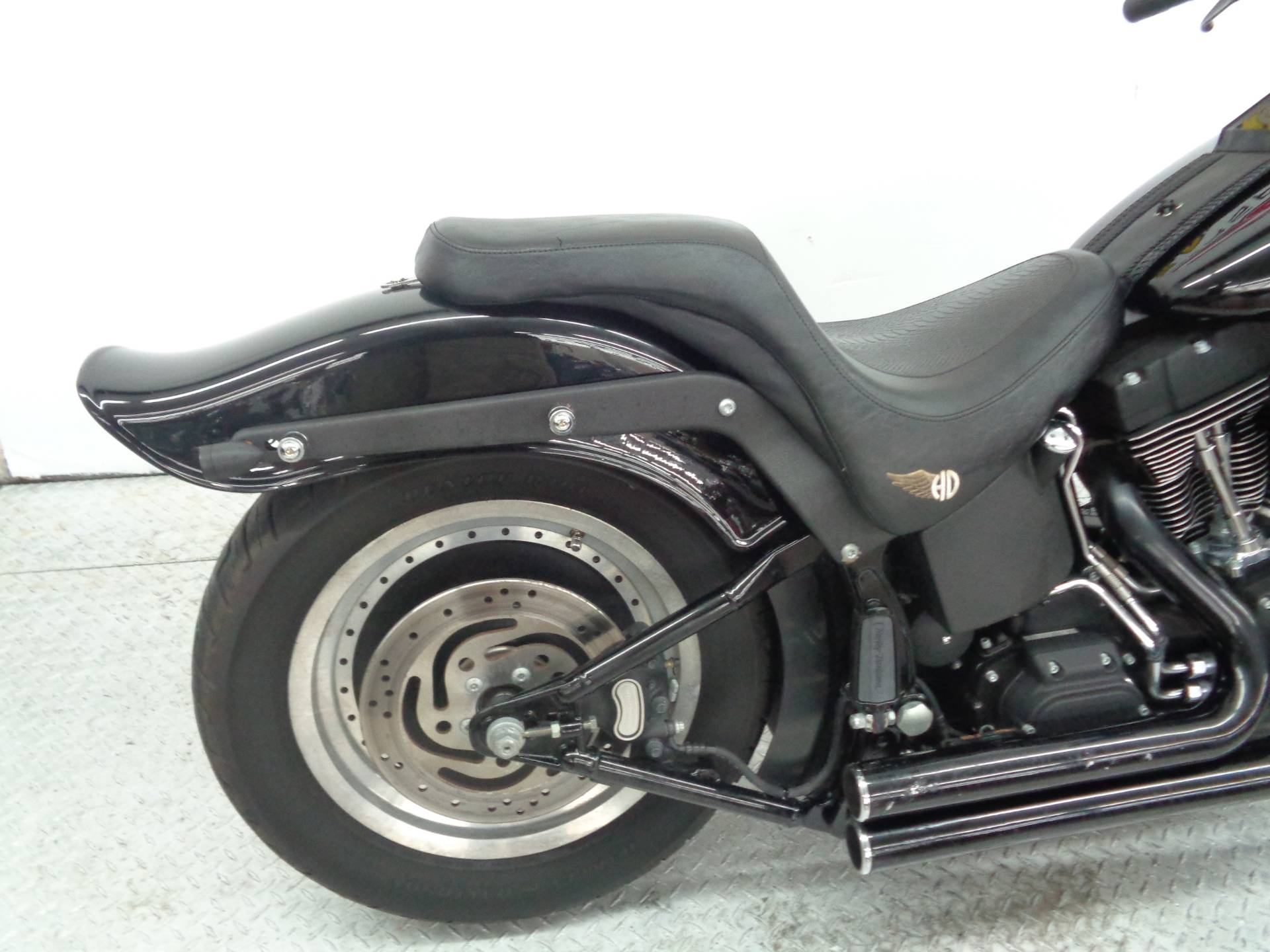2005 Harley-Davidson FXSTB/FXSTBI Softail Night Train 5
