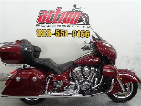2017 Indian Roadmaster® in Tulsa, Oklahoma