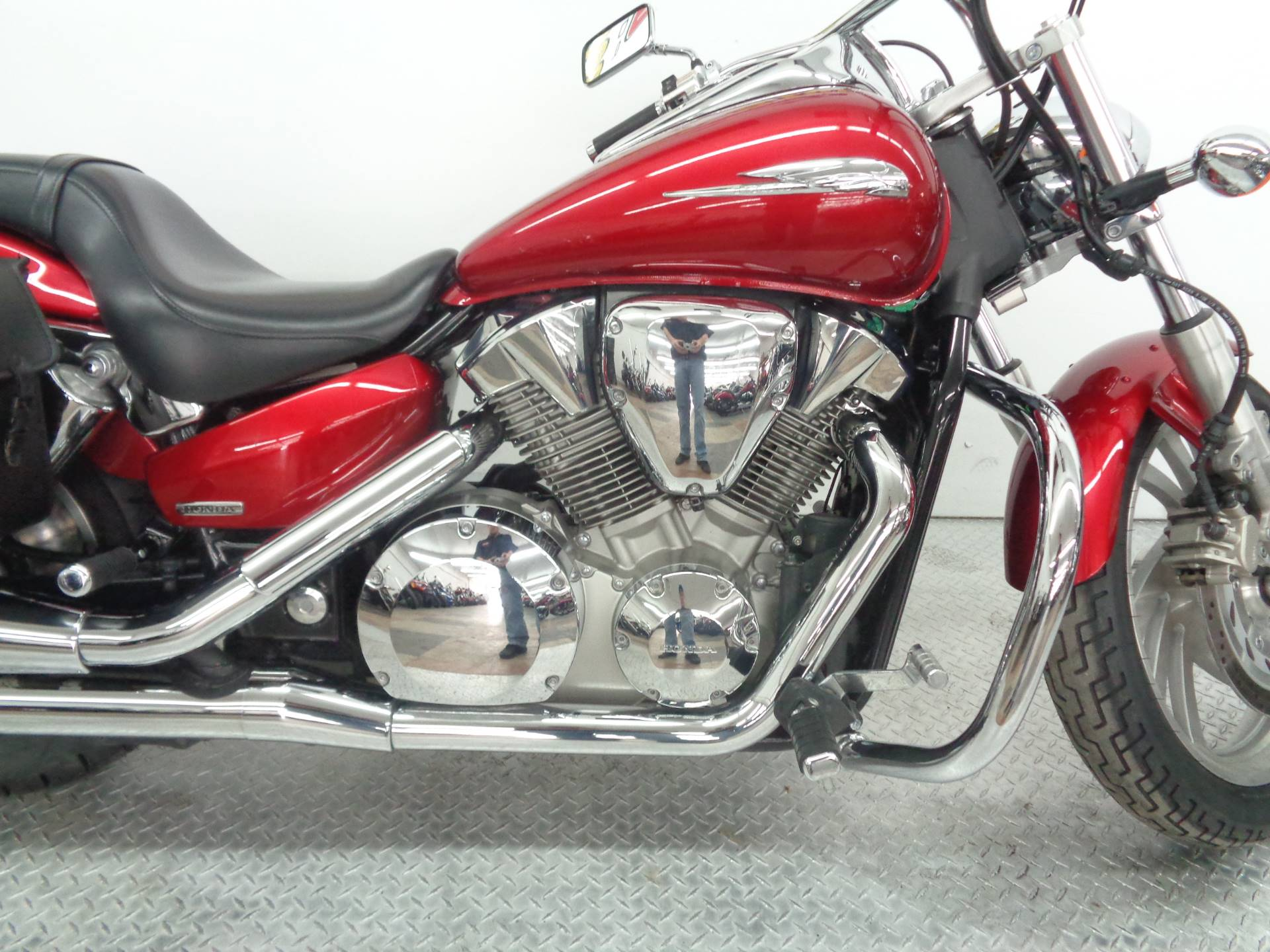2009 Honda VTX®1300C in Tulsa, Oklahoma - Photo 9