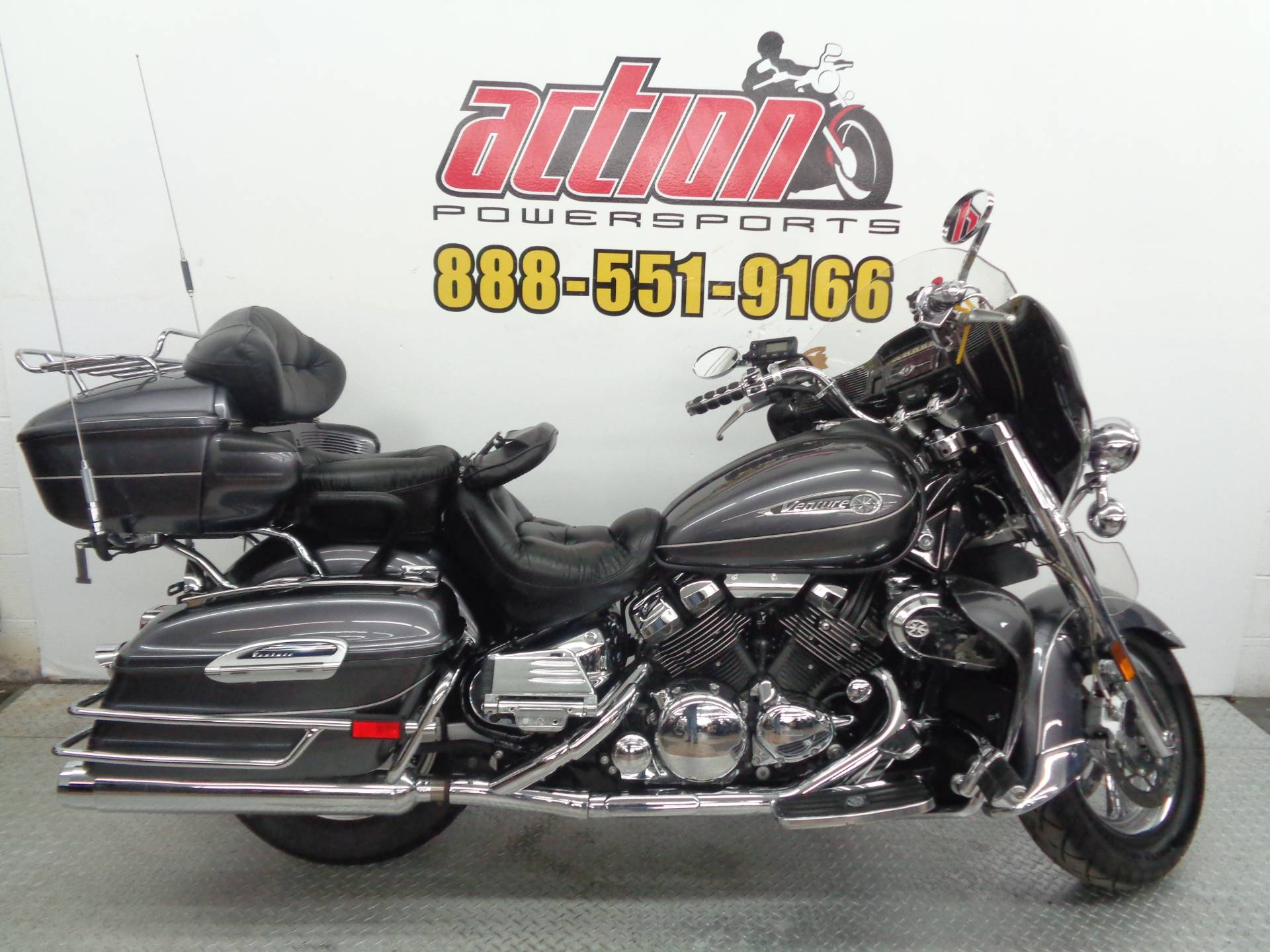 2008 Yamaha Royal Star® Venture in Tulsa, Oklahoma - Photo 1